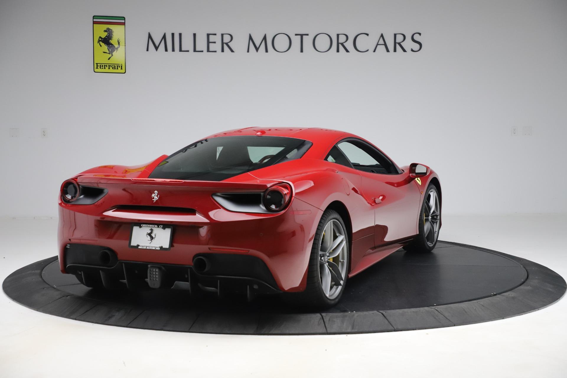 Used 2019 Ferrari 488 GTB