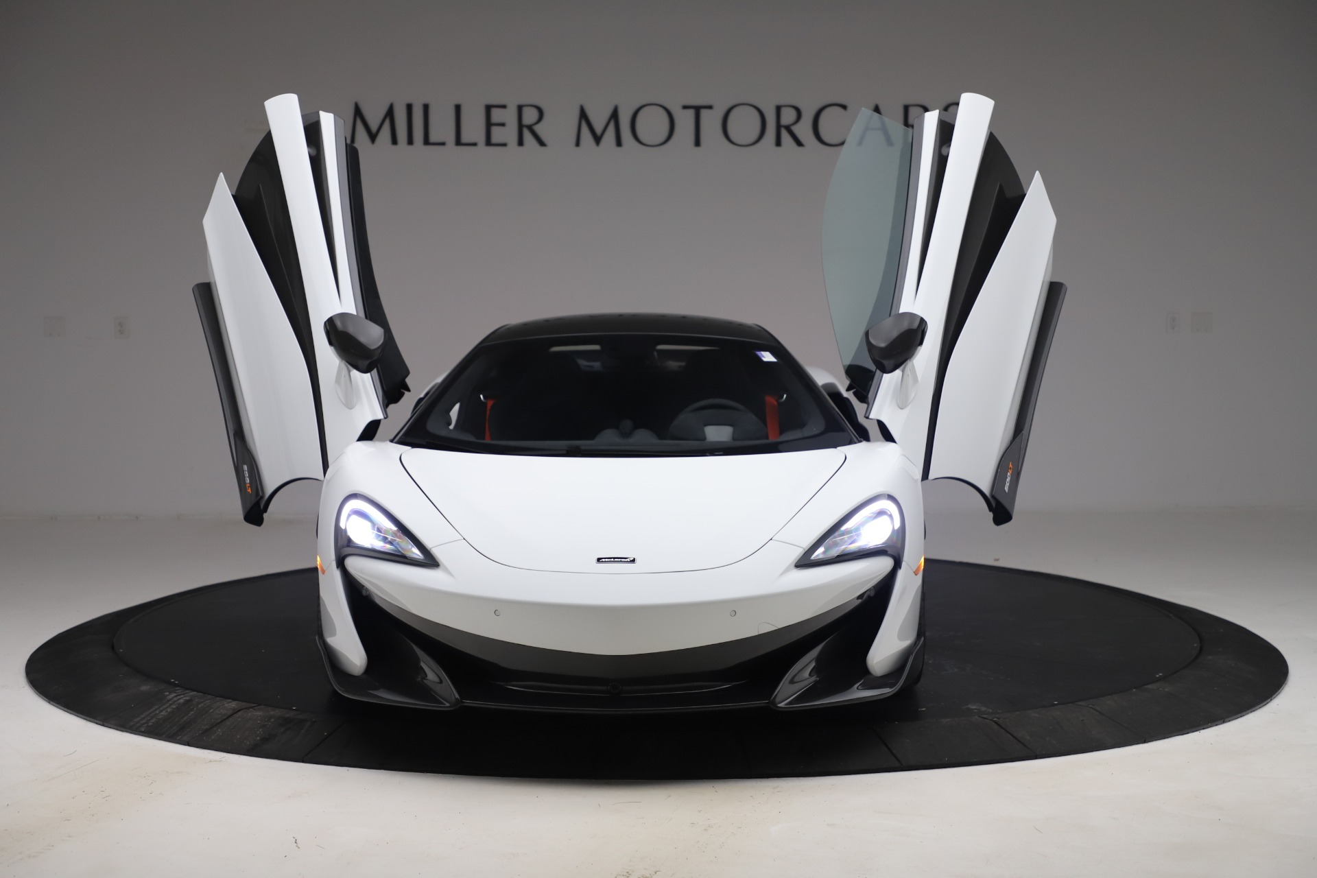 Used 2019 McLaren 600LT Coupe