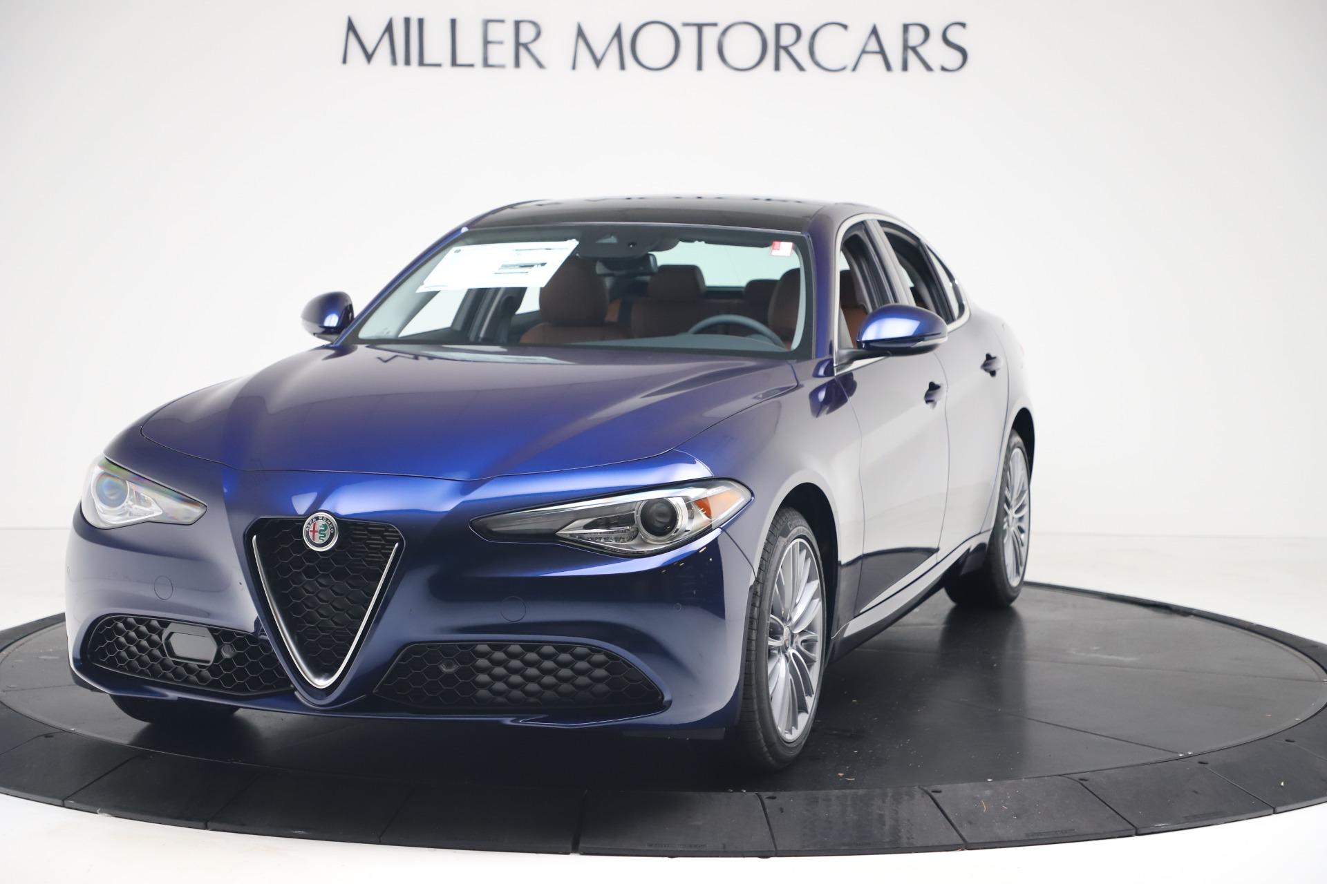 New 2019 Alfa Romeo Giulia Ti Lusso Q4   Greenwich, CT