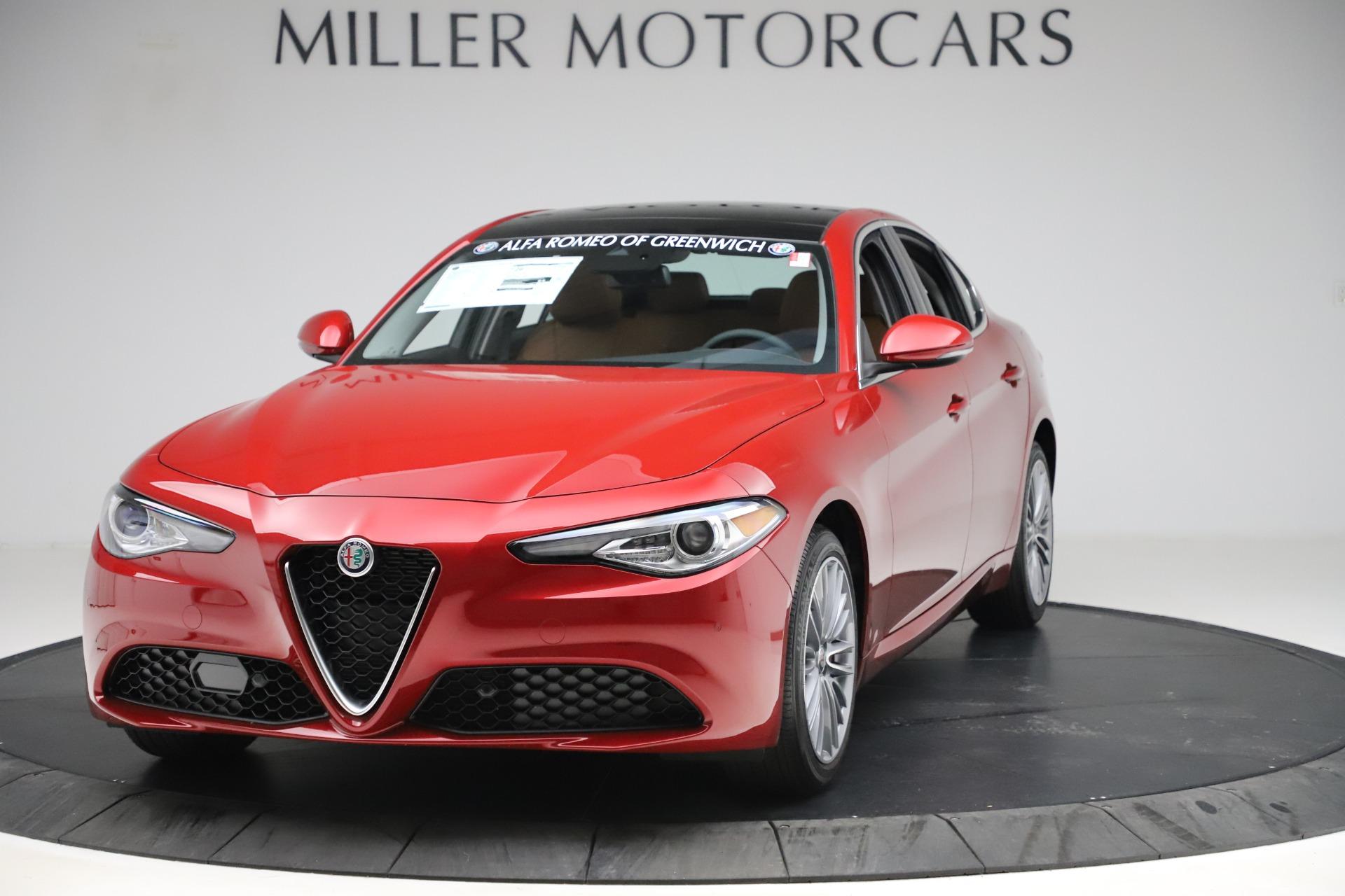 New 2019 Alfa Romeo Giulia Ti Lusso Q4 | Greenwich, CT