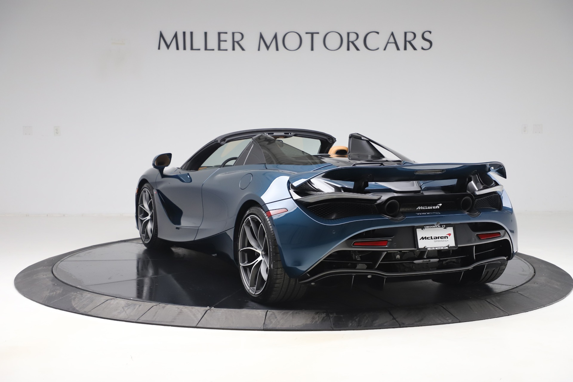 New 2020 McLaren 720S Spider Luxury
