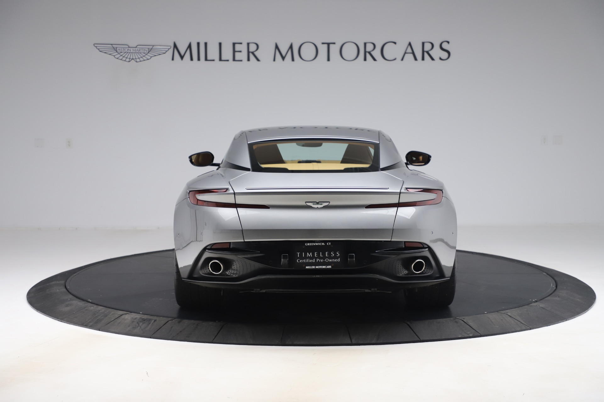 Used 2017 Aston Martin DB11 V12 Coupe