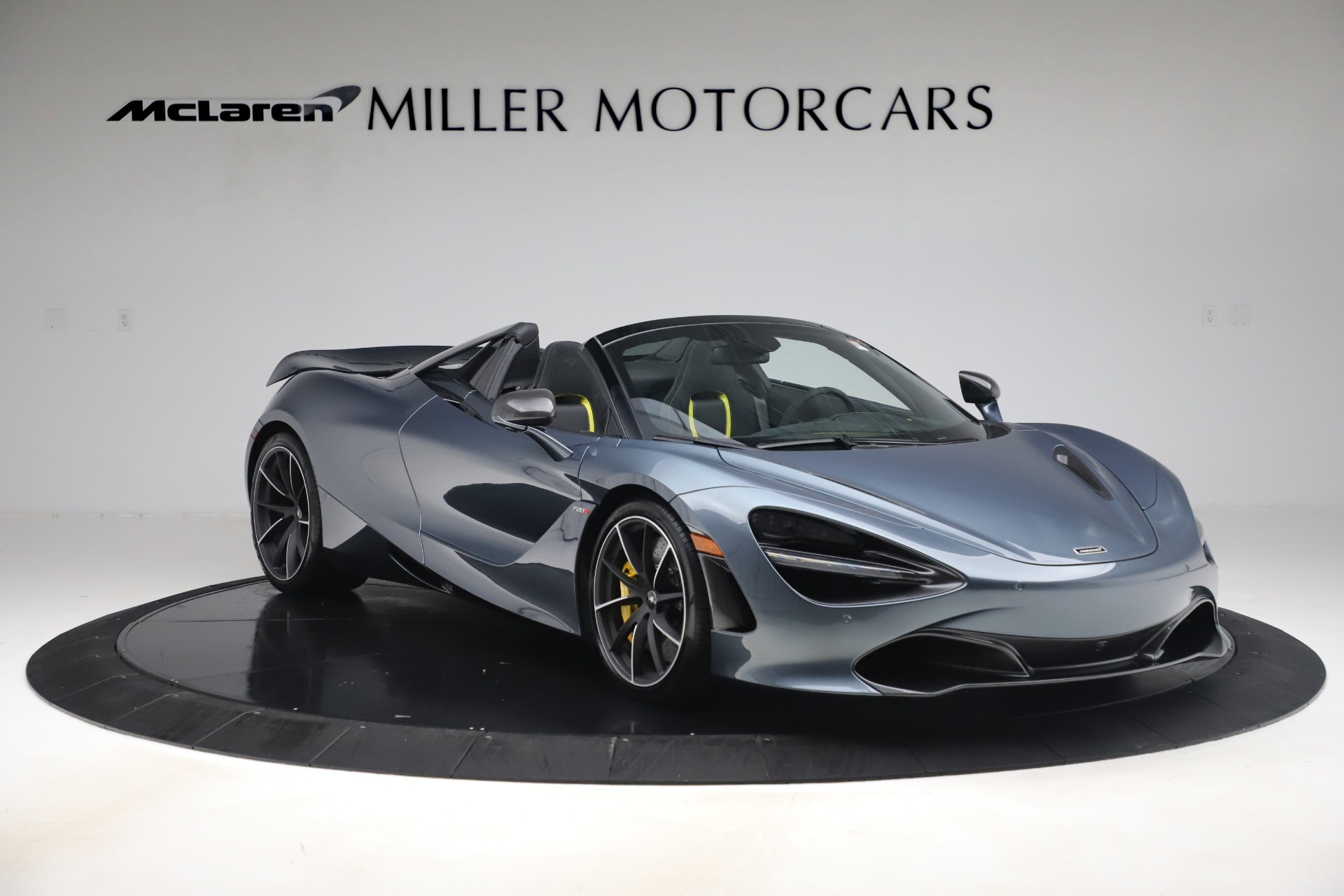 Used 2020 McLaren 720S Spider Convertible