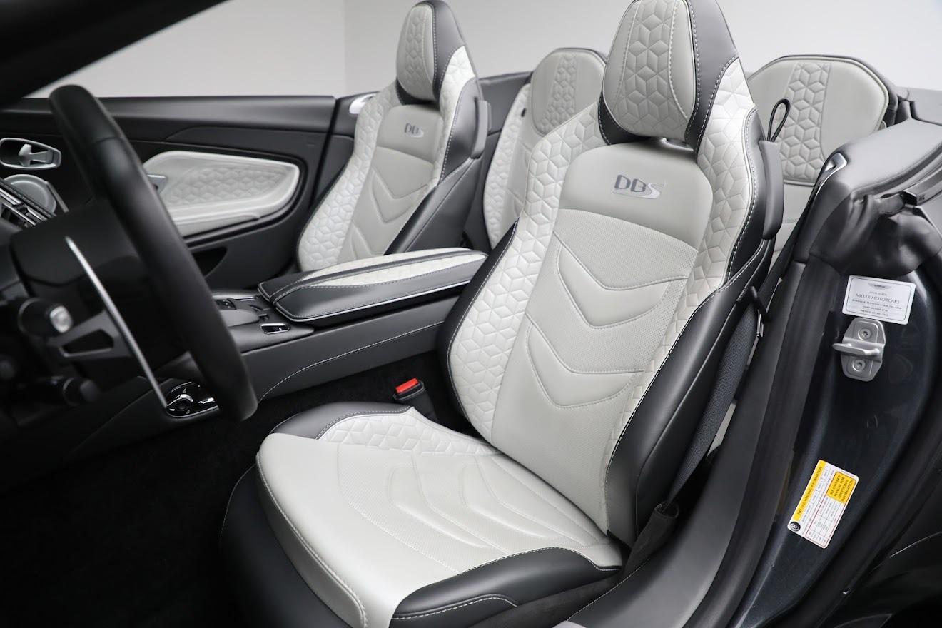 Used 2020 Aston Martin DBS Superleggera Volante Convertible