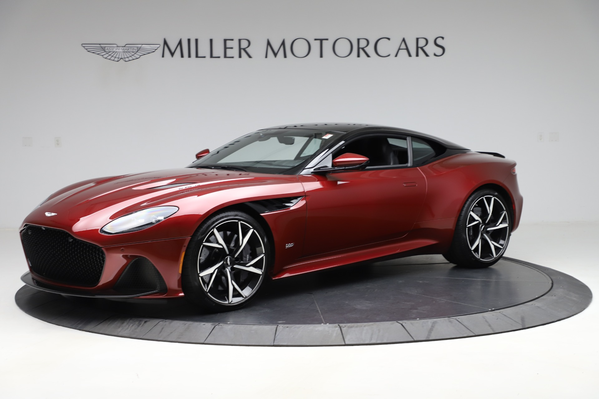 Used 2019 Aston Martin DBS Superleggera Coupe | Greenwich, CT