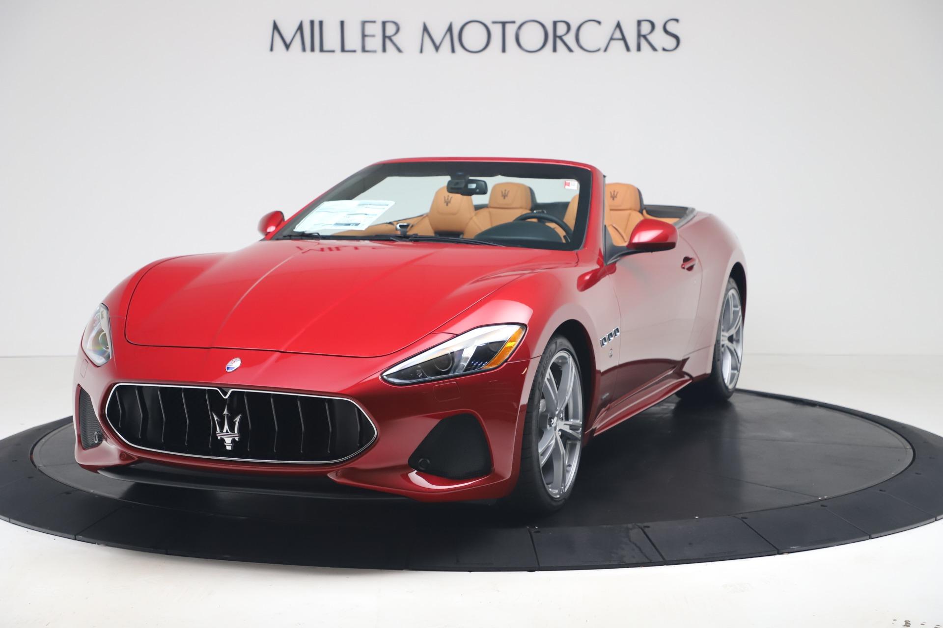 New 2019 Maserati GranTurismo Sport | Greenwich, CT