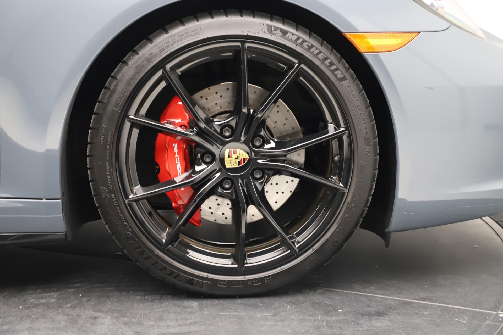 Used 2018 Porsche 911 Carrera 4S