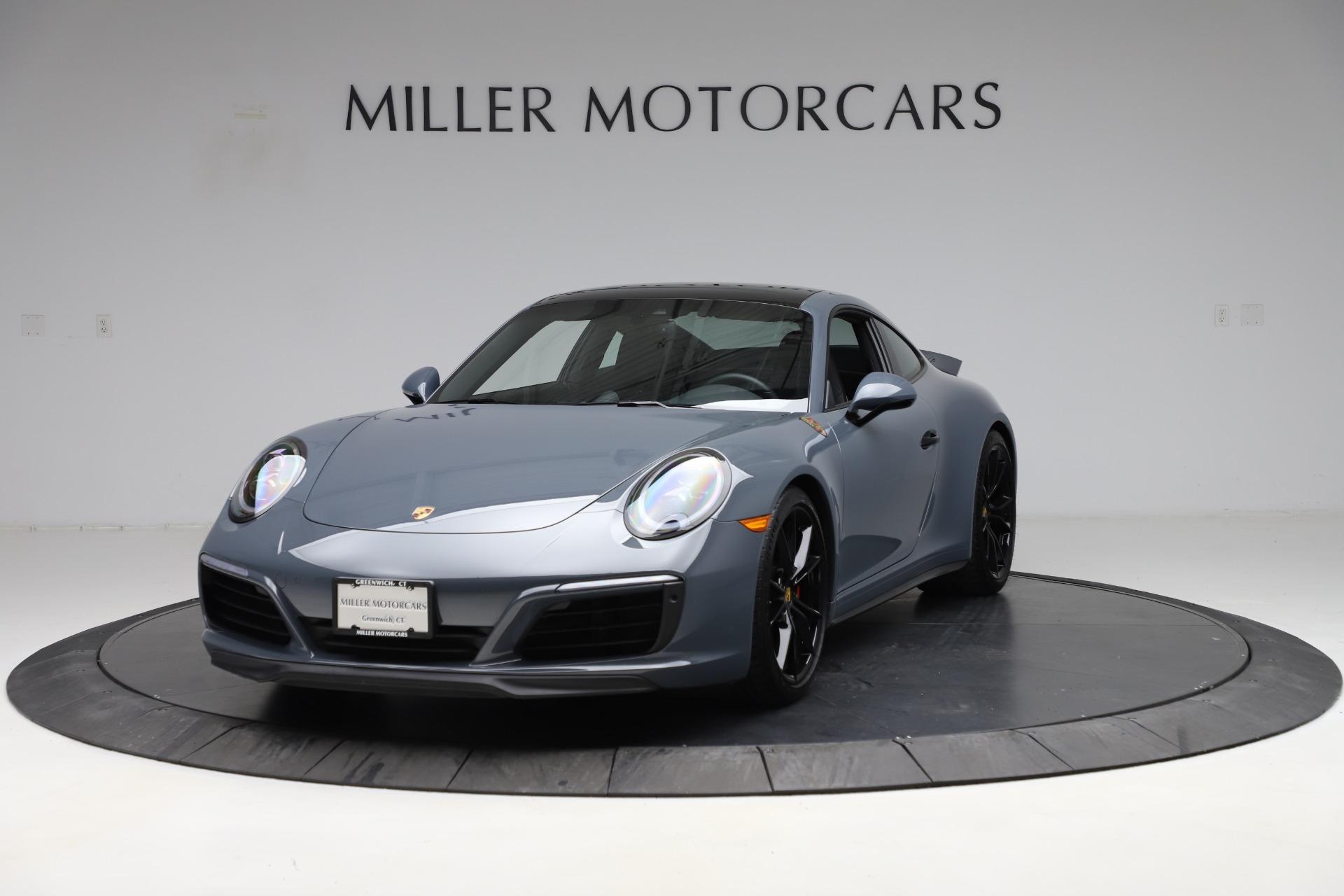 Used 2018 Porsche 911 Carrera 4S | Greenwich, CT