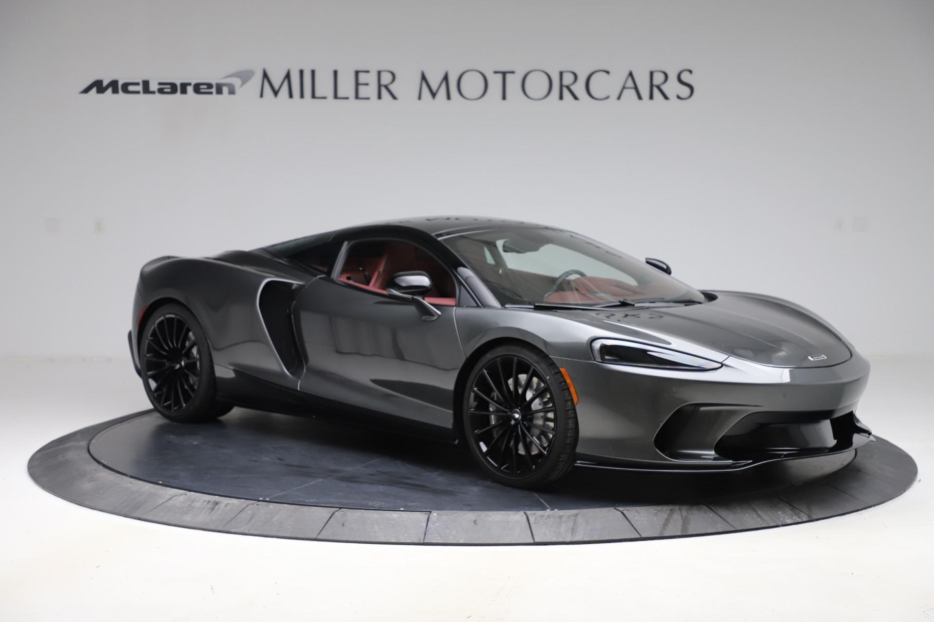 New 2020 McLaren GT Pioneer