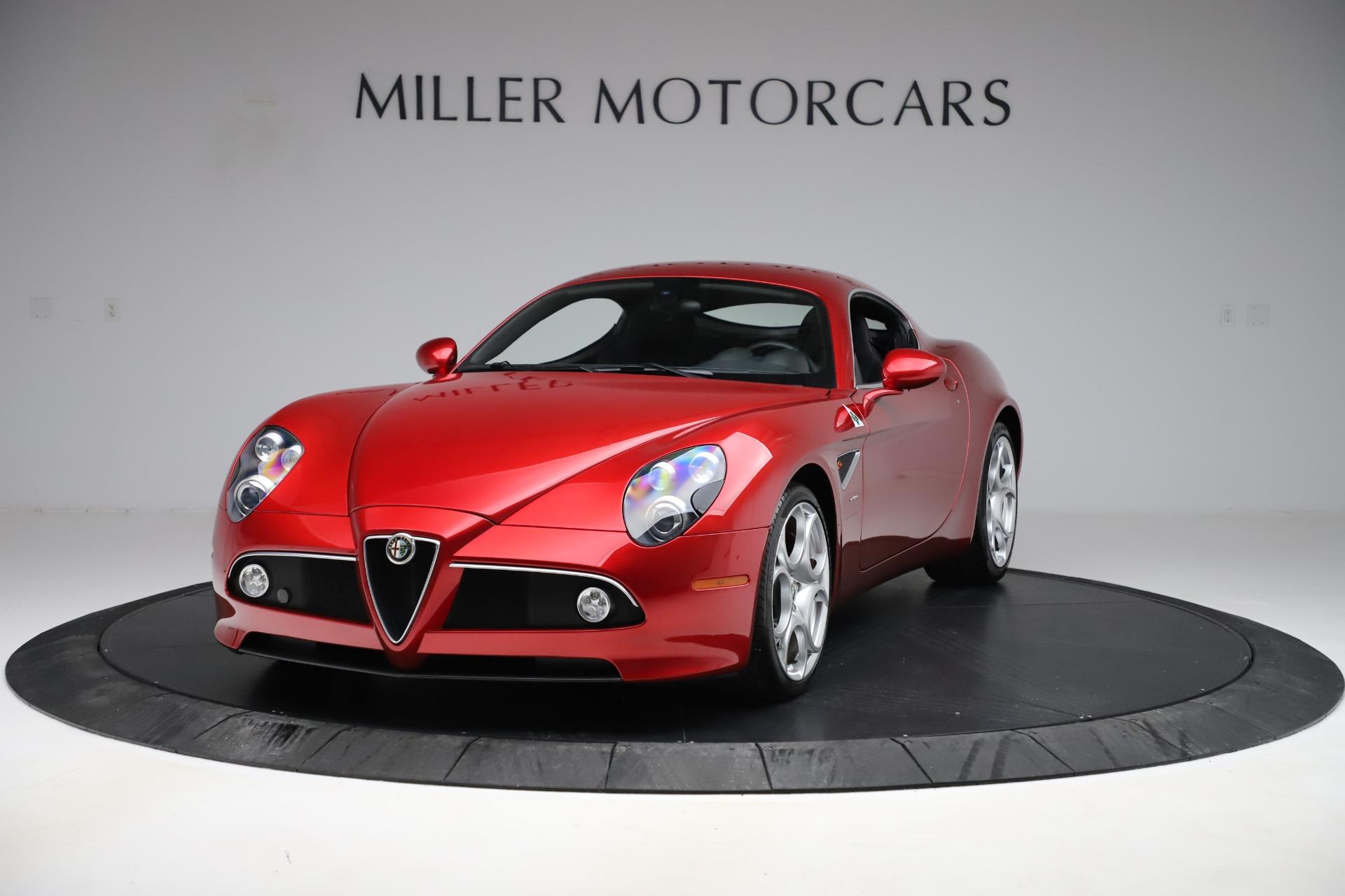 Used 2008 Alfa Romeo 8C Competizione  | Greenwich, CT