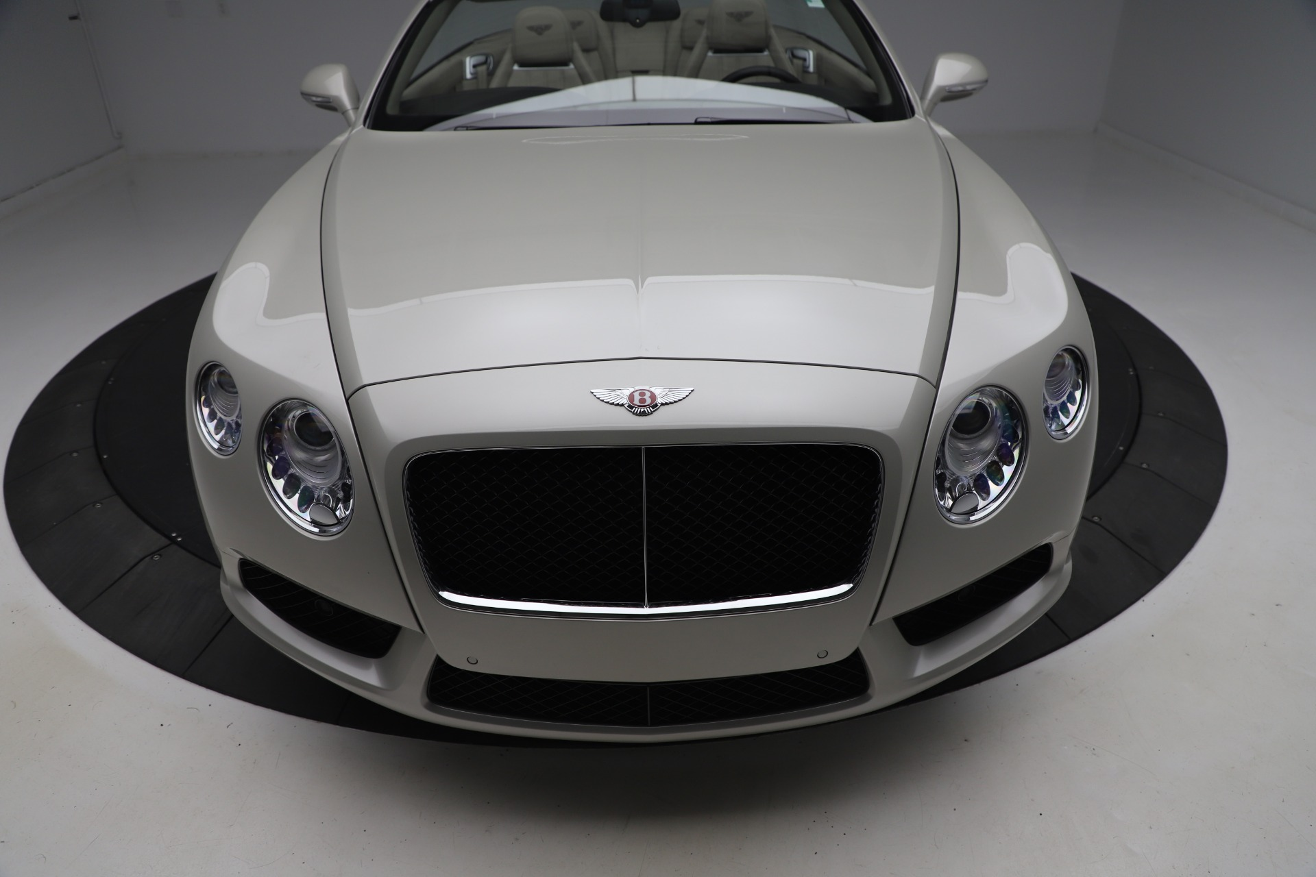 Used 2015 Bentley Continental GTC V8