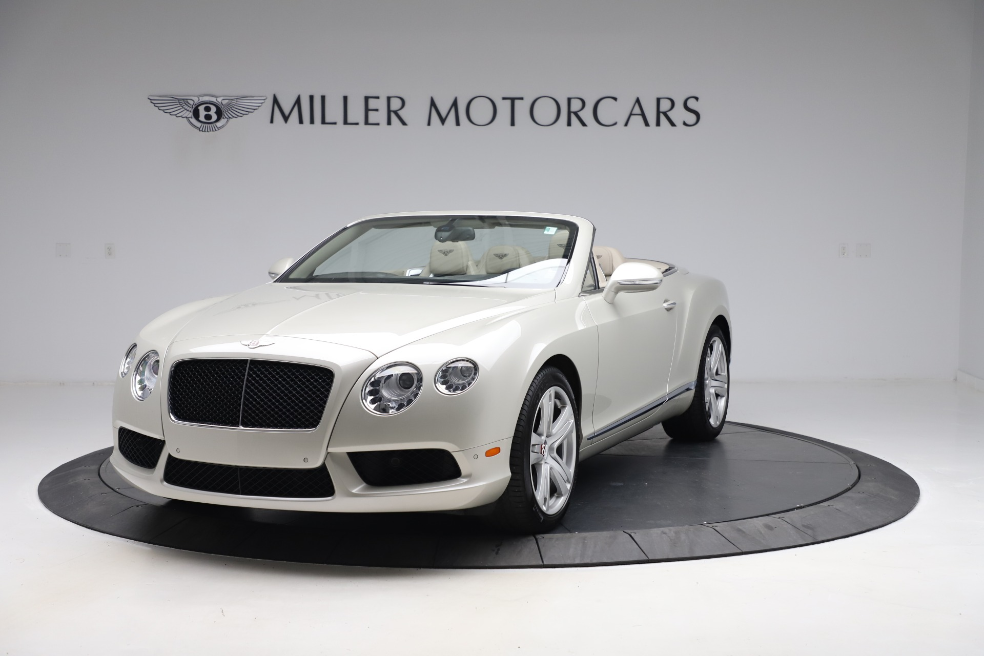 Used 2015 Bentley Continental GTC V8 | Greenwich, CT