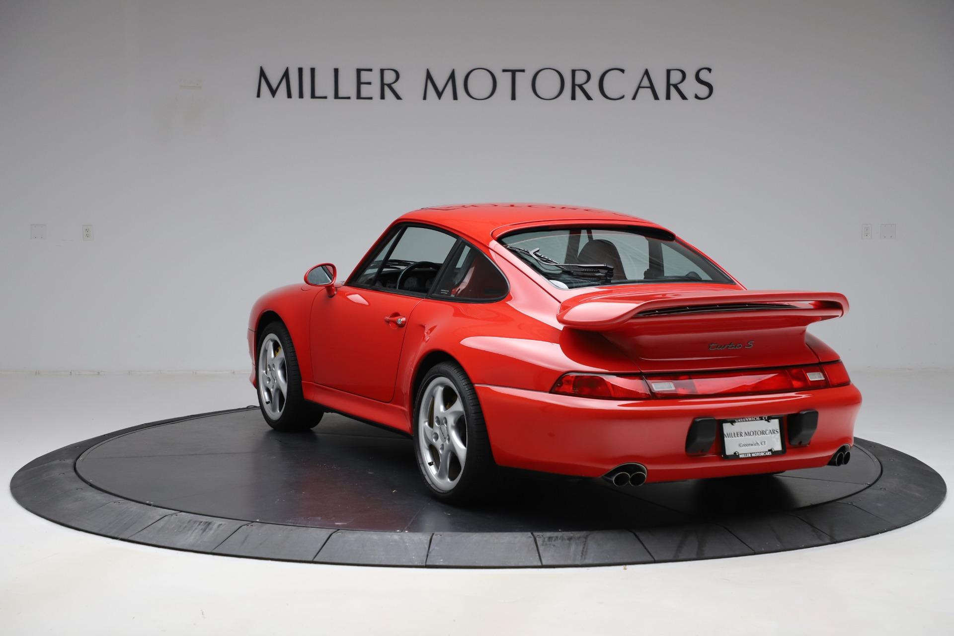 Used 1997 Porsche 911 Turbo S