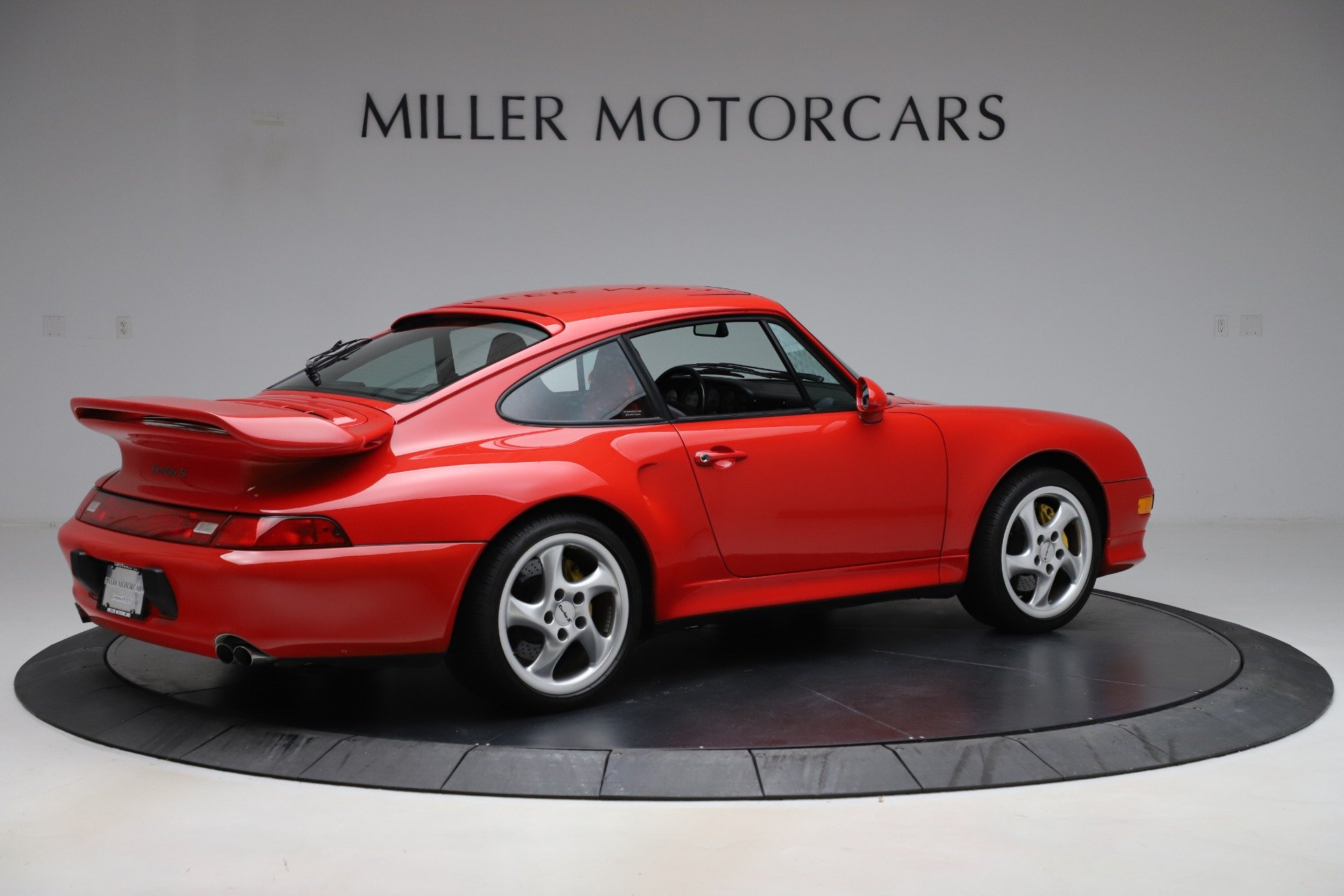 Used 1997 Porsche 911 Turbo S