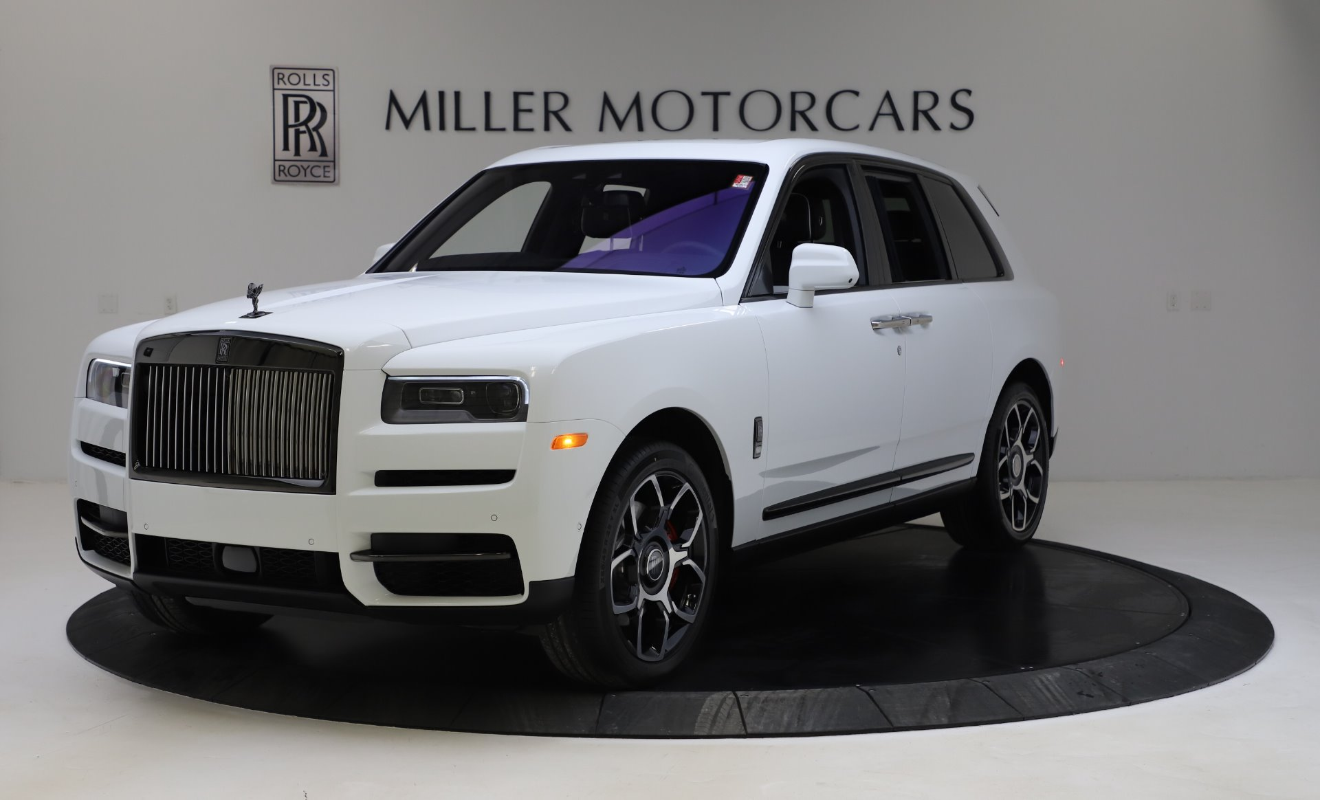 New 2020 Rolls-Royce Cullinan Black Badge | Greenwich, CT