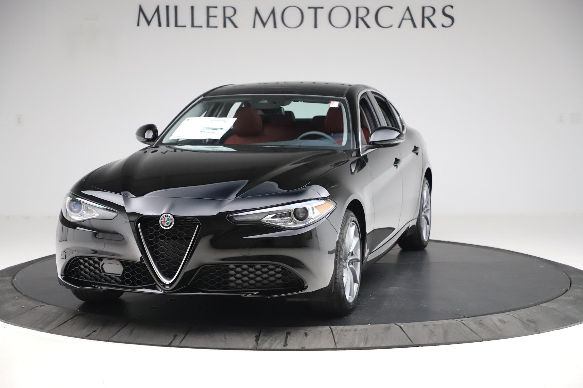New 2020 Alfa Romeo Giulia Q4   Greenwich, CT