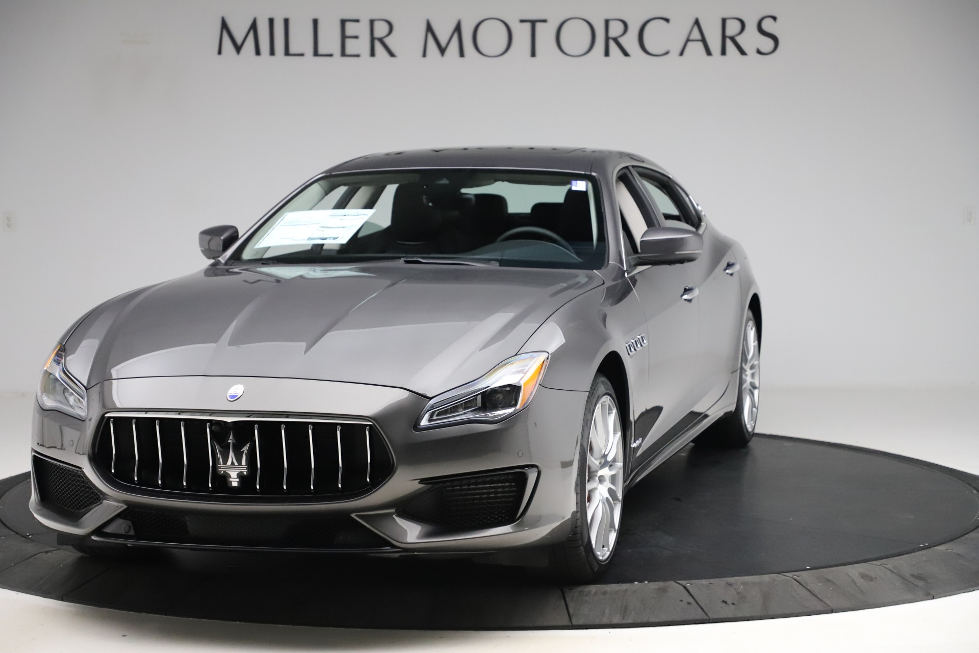 New 2020 Maserati Quattroporte S Q4 GranSport | Greenwich, CT