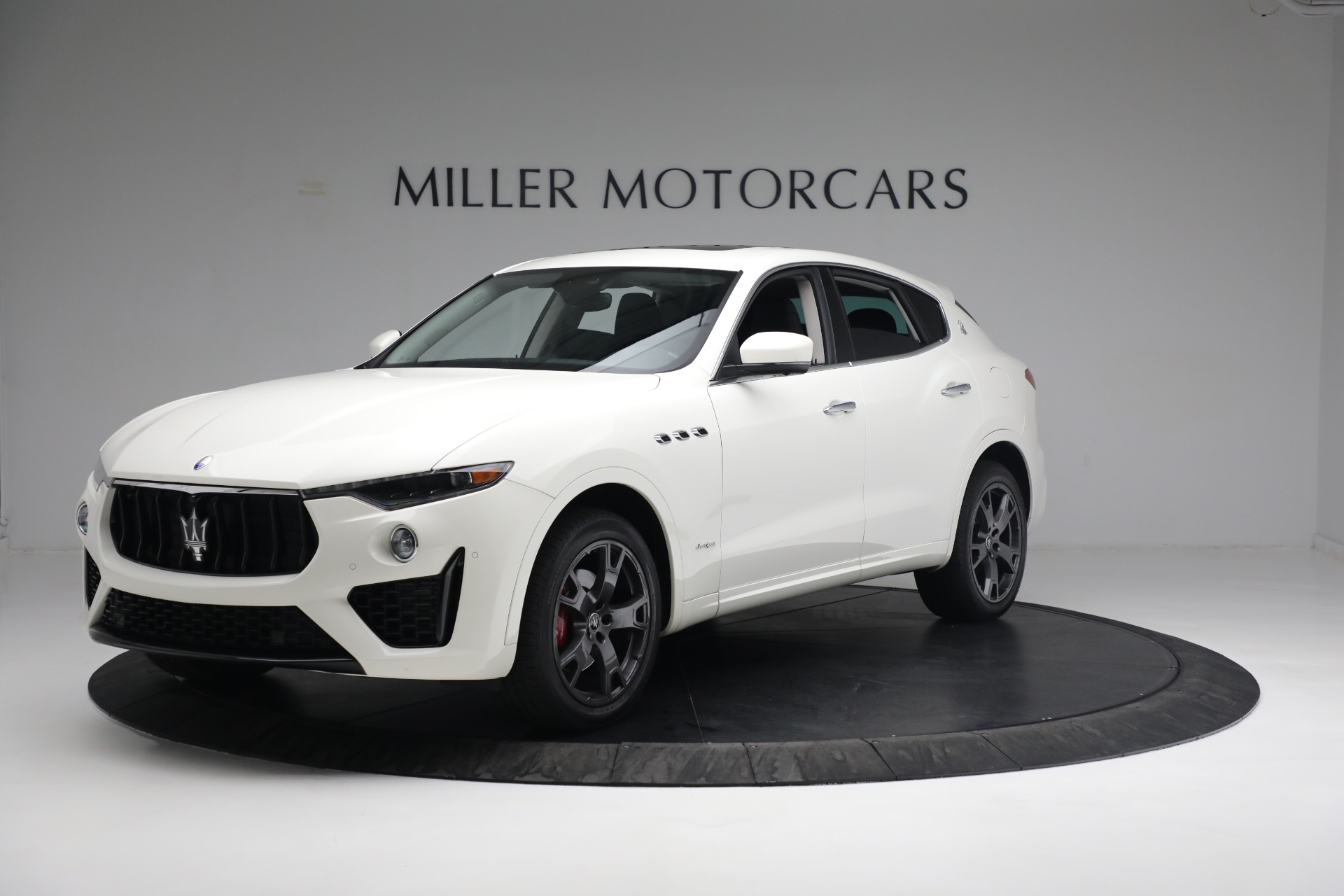 New 2020 Maserati Levante Q4 GranSport | Greenwich, CT