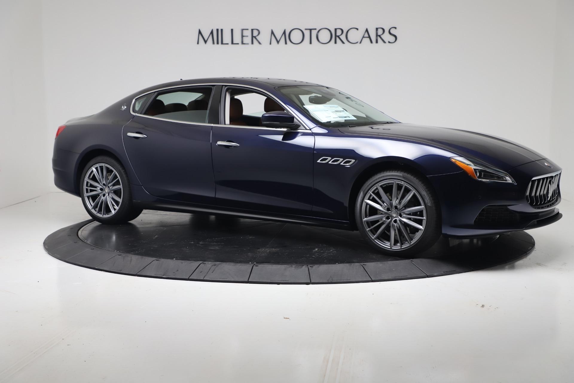 New 2020 Maserati Quattroporte S Q4 GranLusso