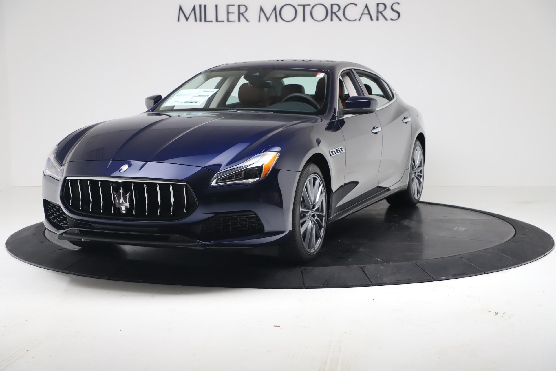 New 2020 Maserati Quattroporte S Q4 GranLusso | Greenwich, CT