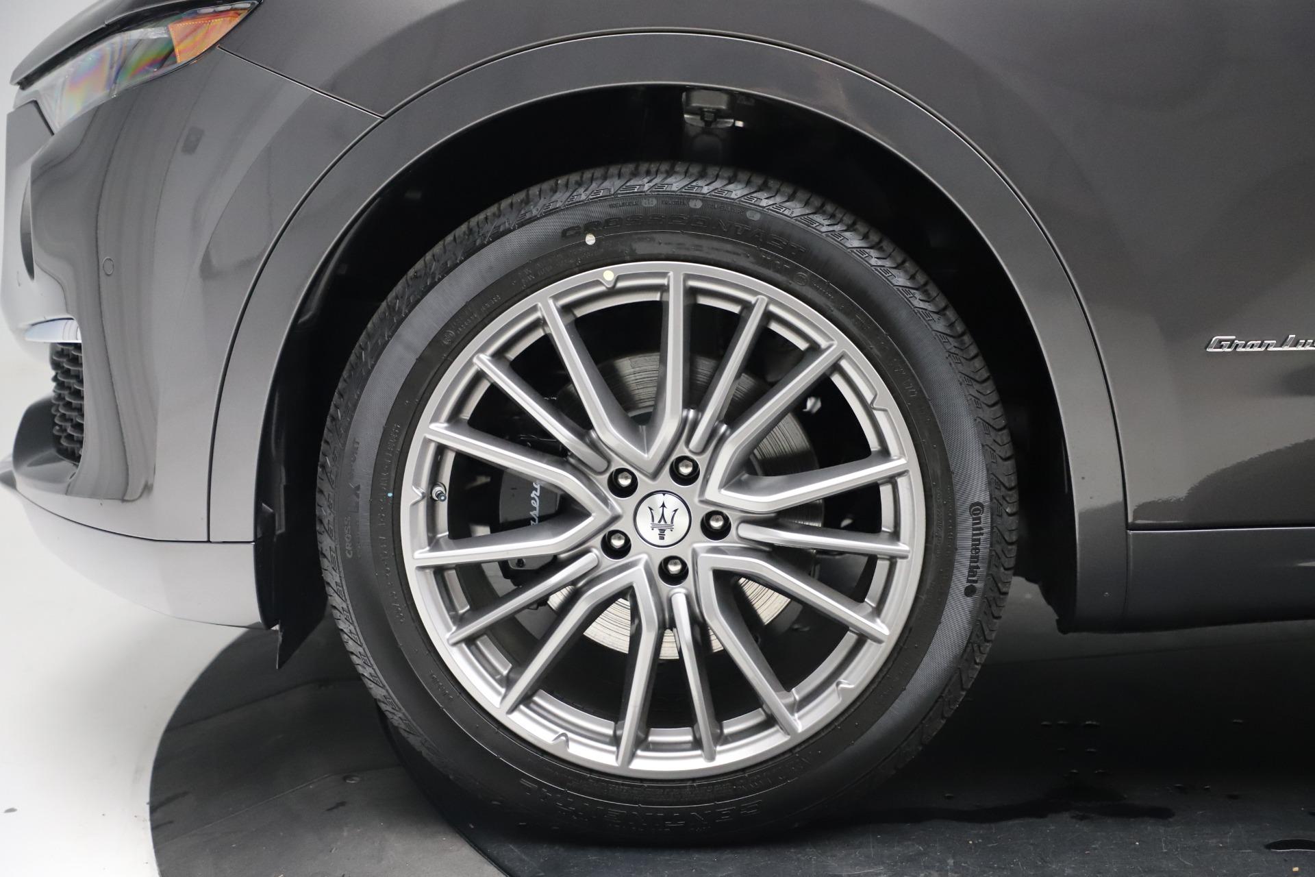 New 2020 Maserati Levante Q4 GranLusso