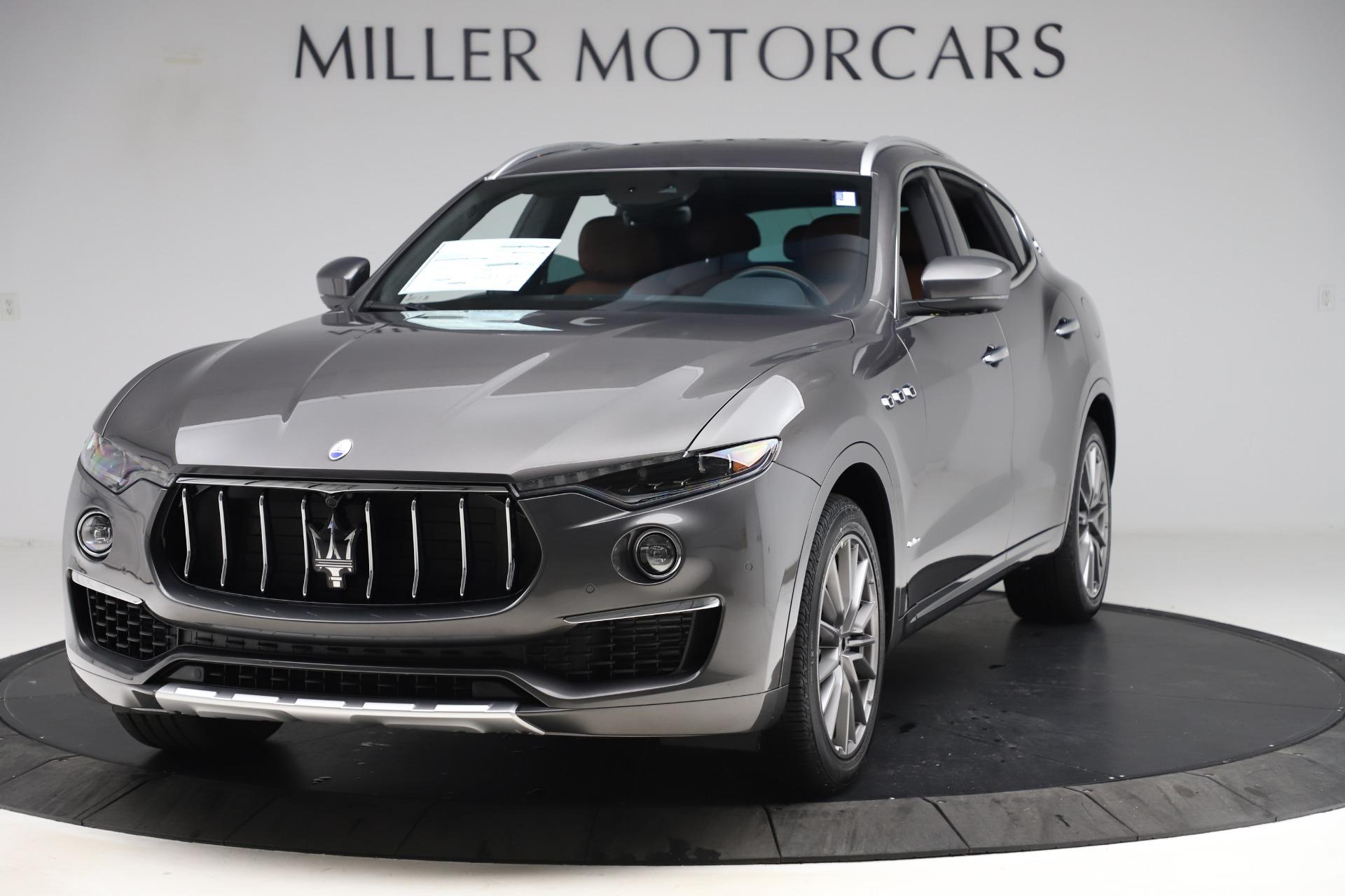 New 2020 Maserati Levante Q4 GranLusso | Greenwich, CT