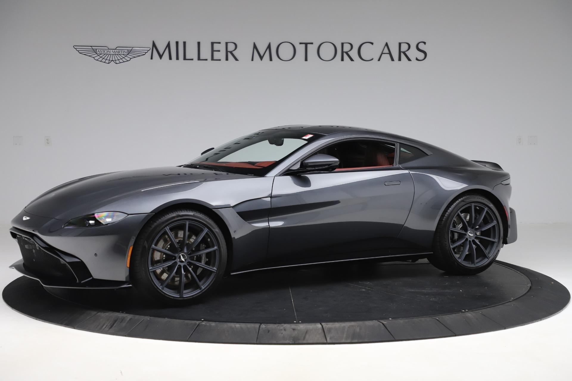Used 2020 Aston Martin Vantage    Greenwich, CT