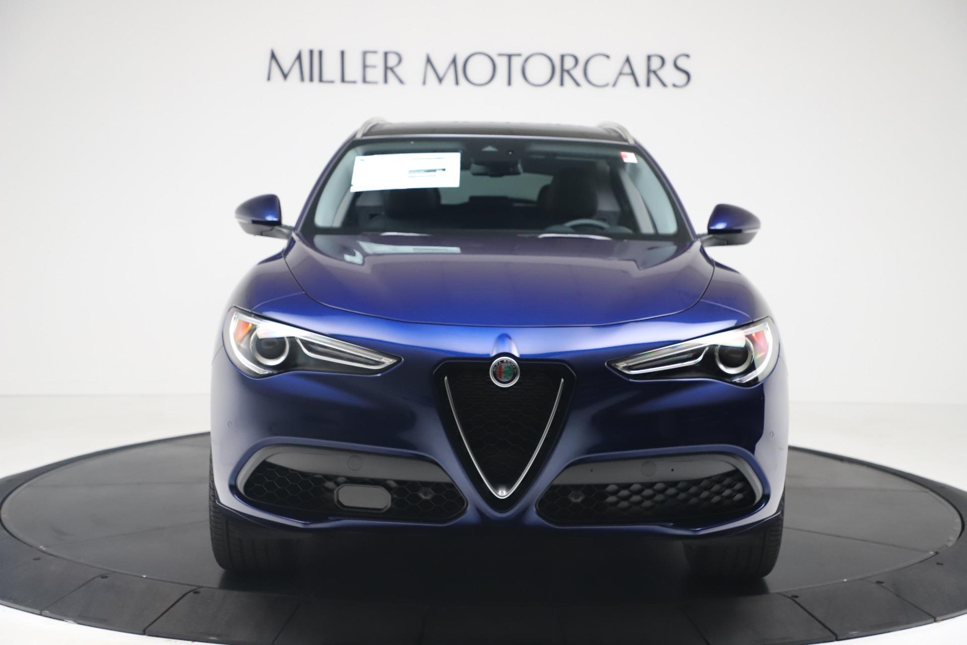New 2020 Alfa Romeo Stelvio Ti Q4