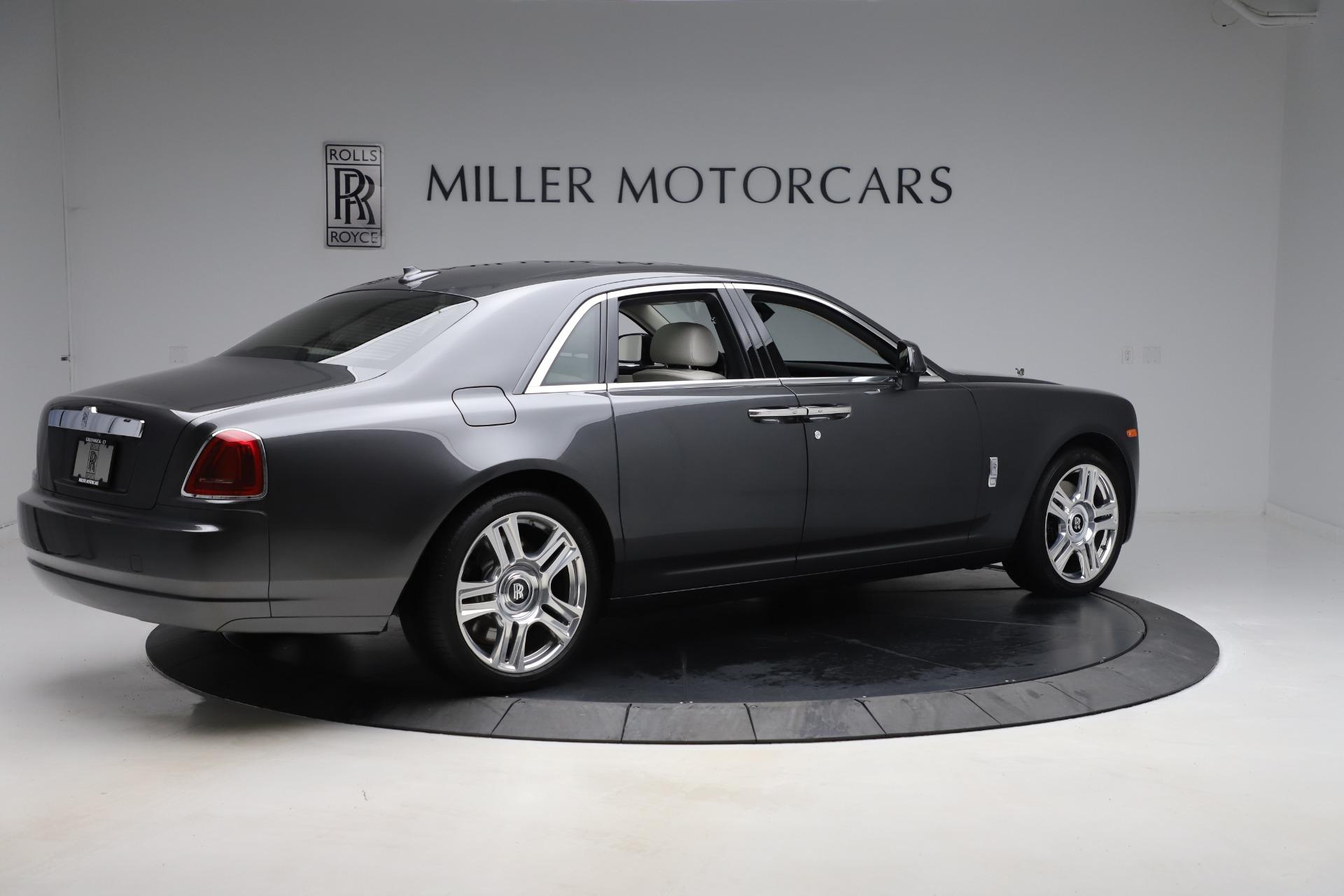 Used 2016 Rolls Royce Ghost