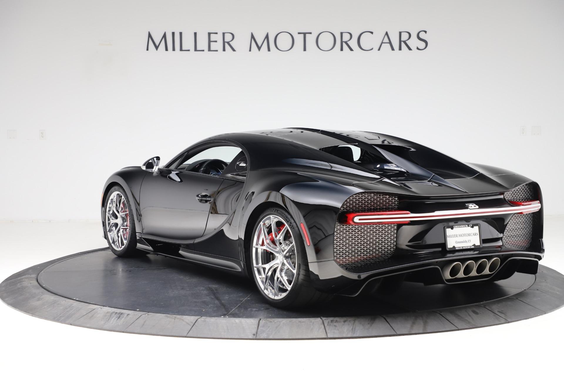 Used 2020 Bugatti Chiron Sport