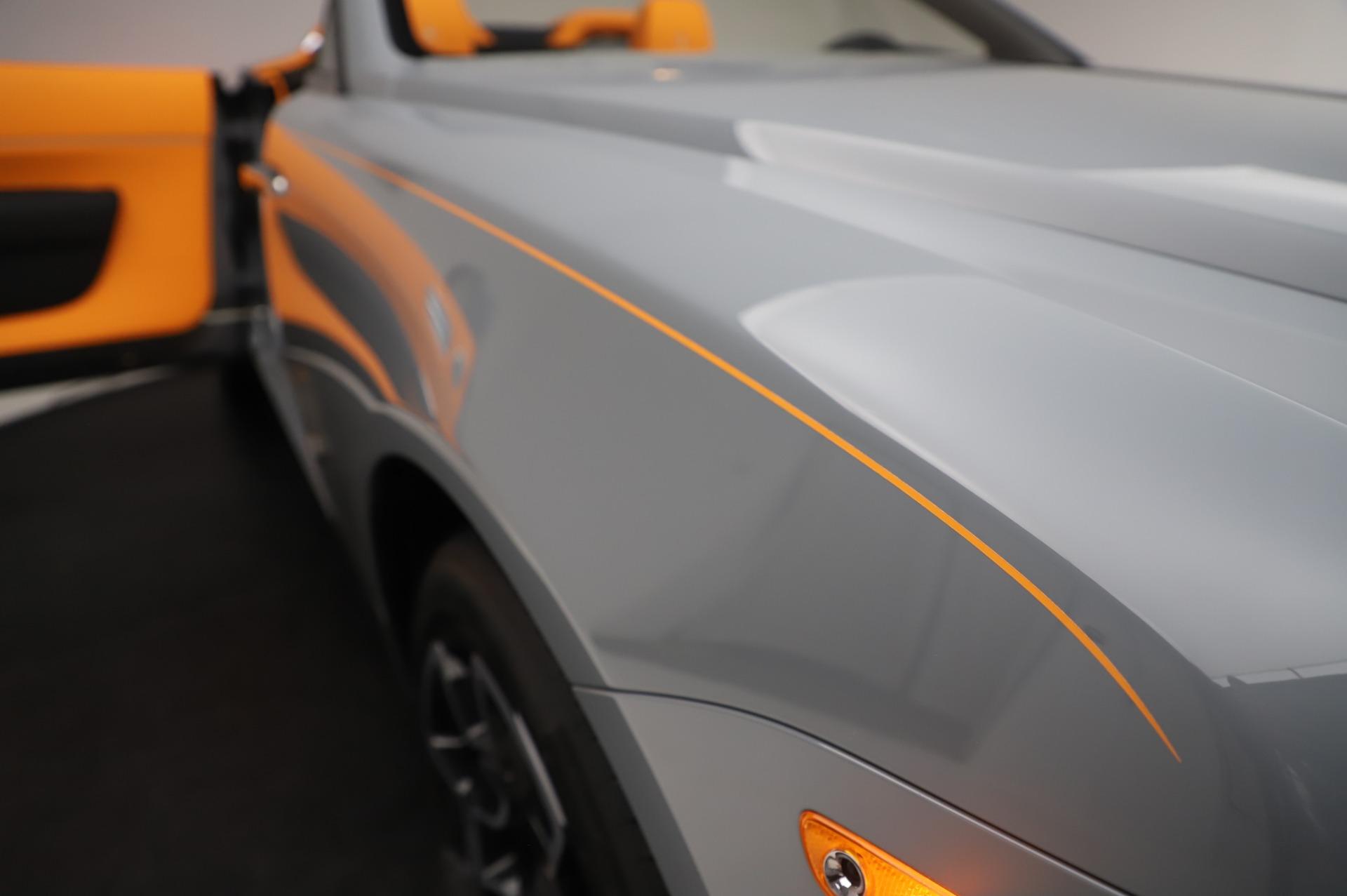 New 2020 Rolls Royce Dawn Black Badge