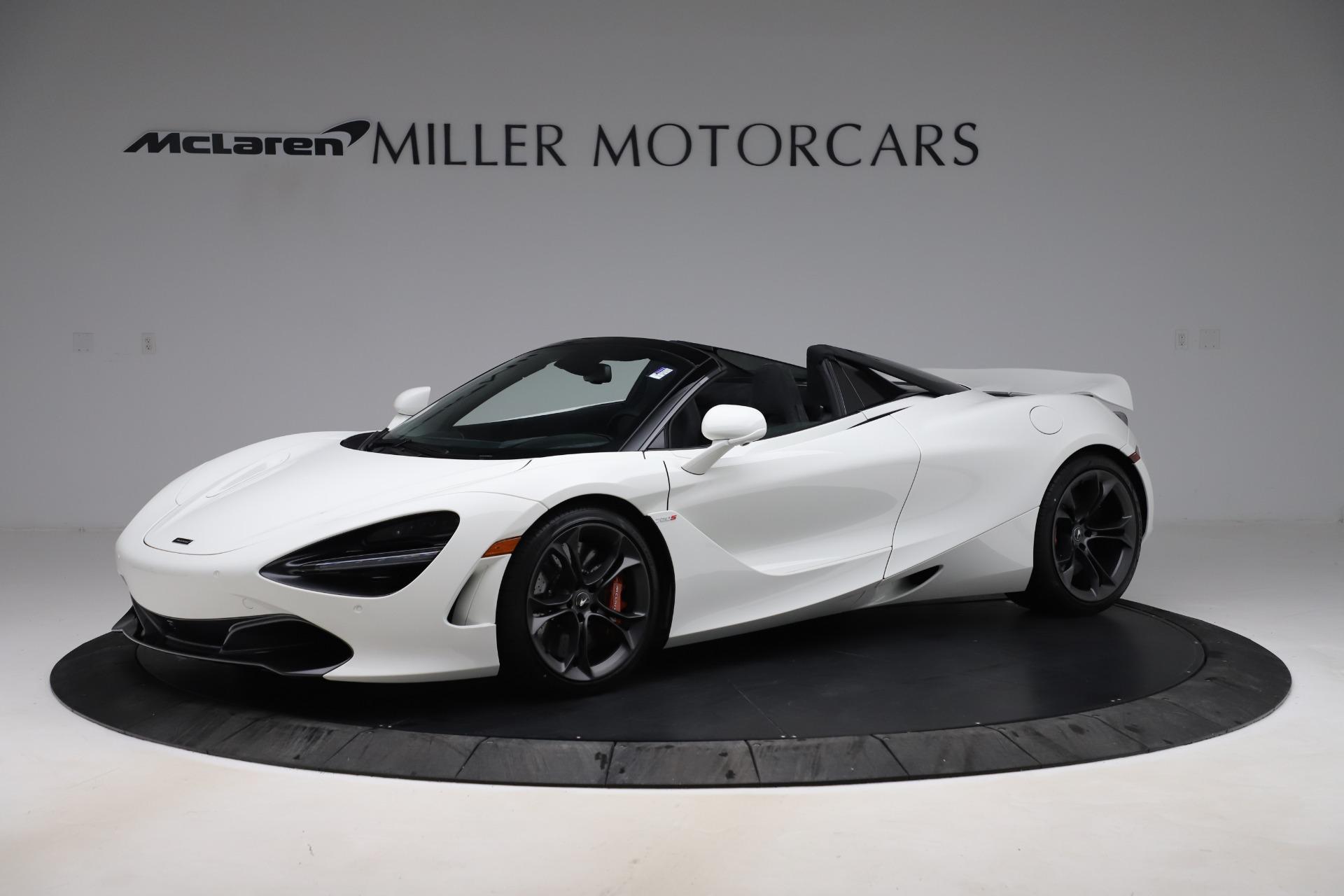 Used 2020 McLaren 720S Spider Convertible | Greenwich, CT
