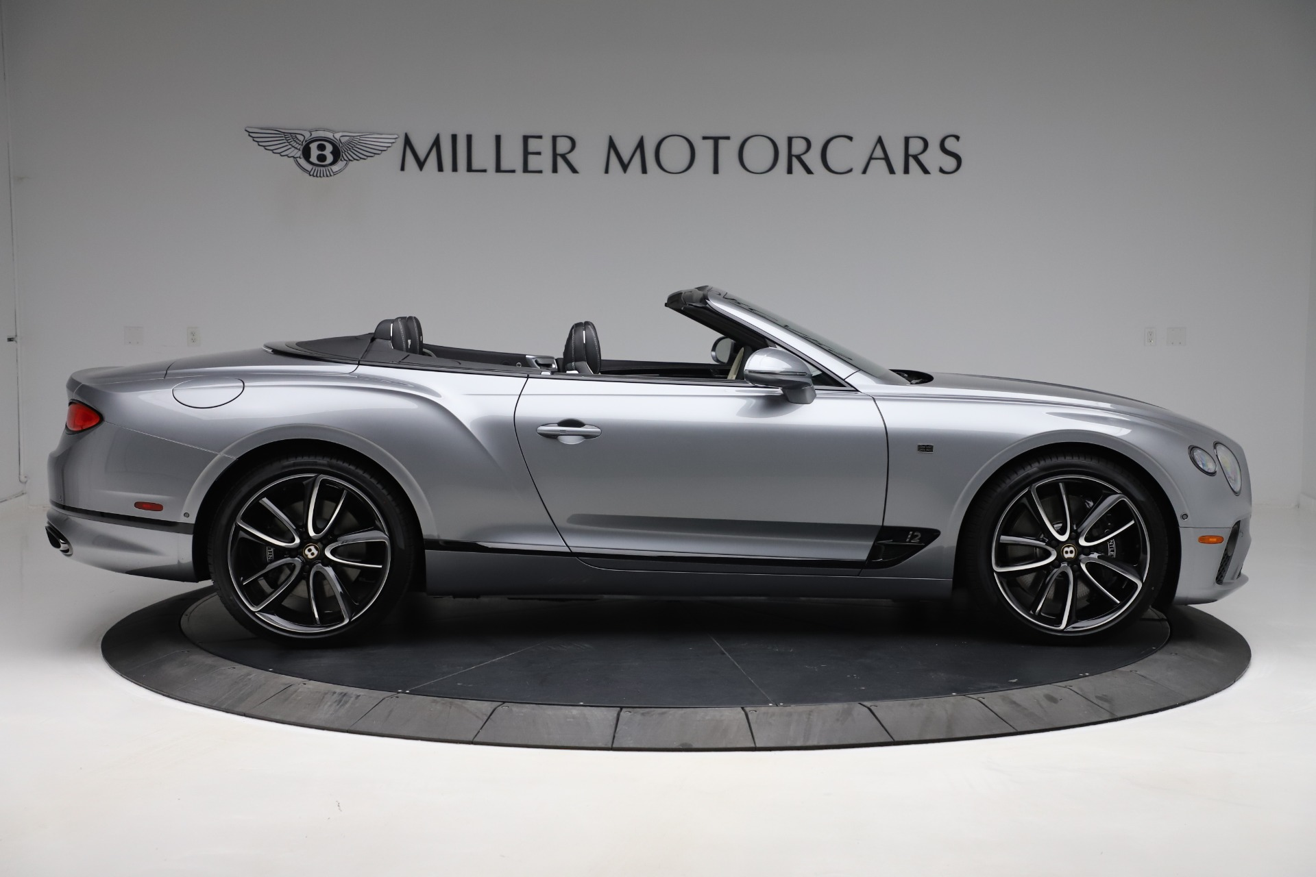 New 2020 Bentley Continental GTC W12 First Edition