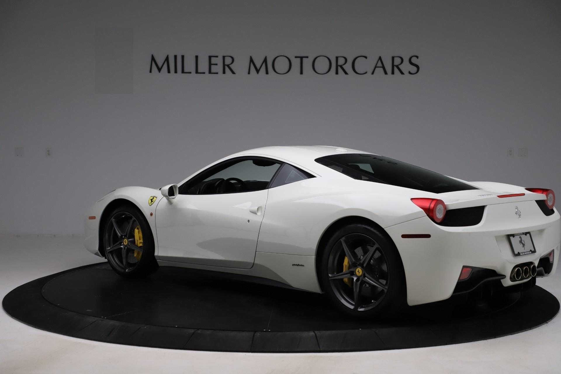 Used 2013 Ferrari 458 Italia