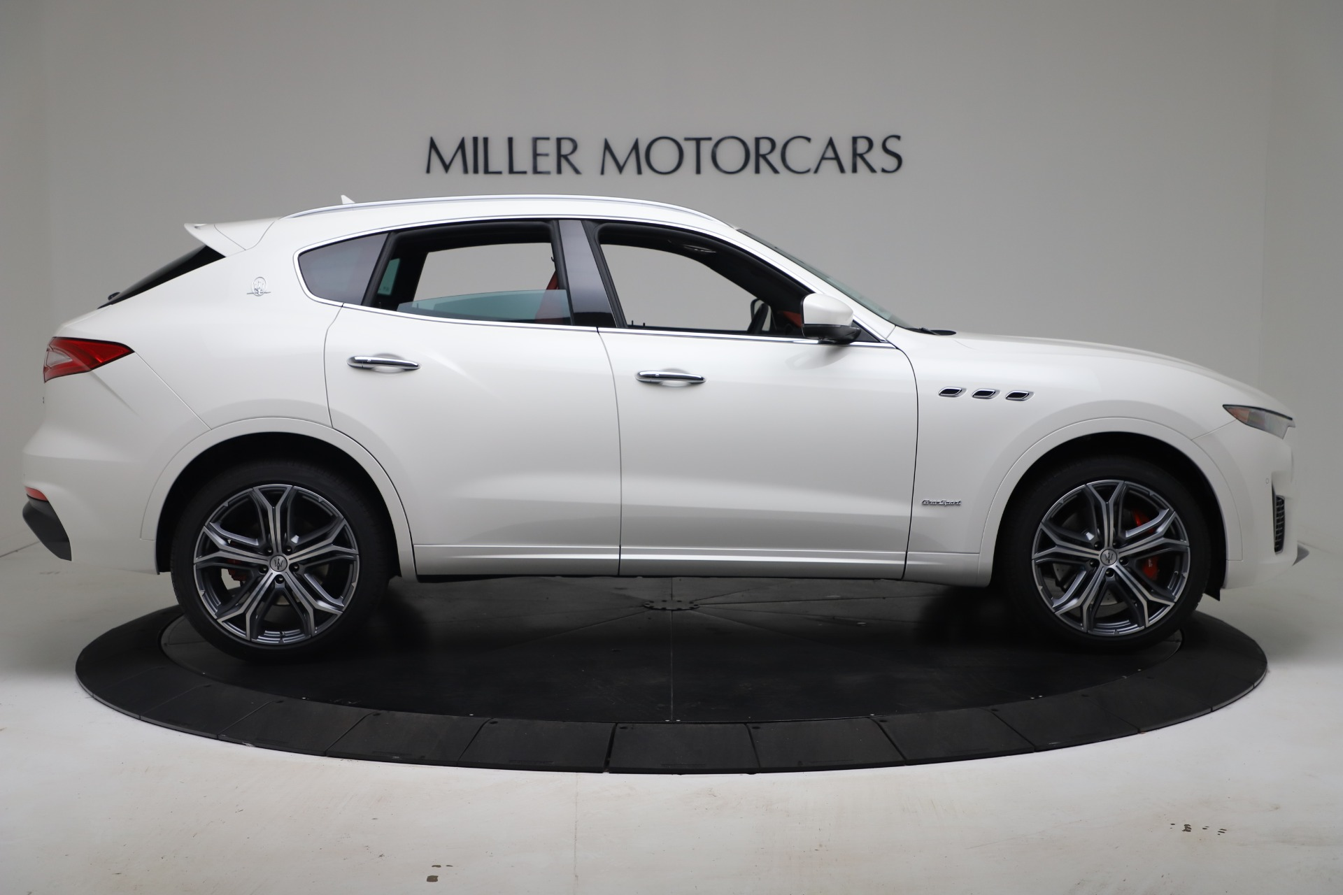 New 2020 Maserati Levante S Q4 GranSport