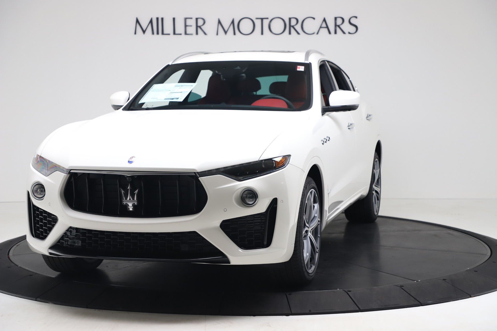 New 2020 Maserati Levante S Q4 GranSport | Greenwich, CT