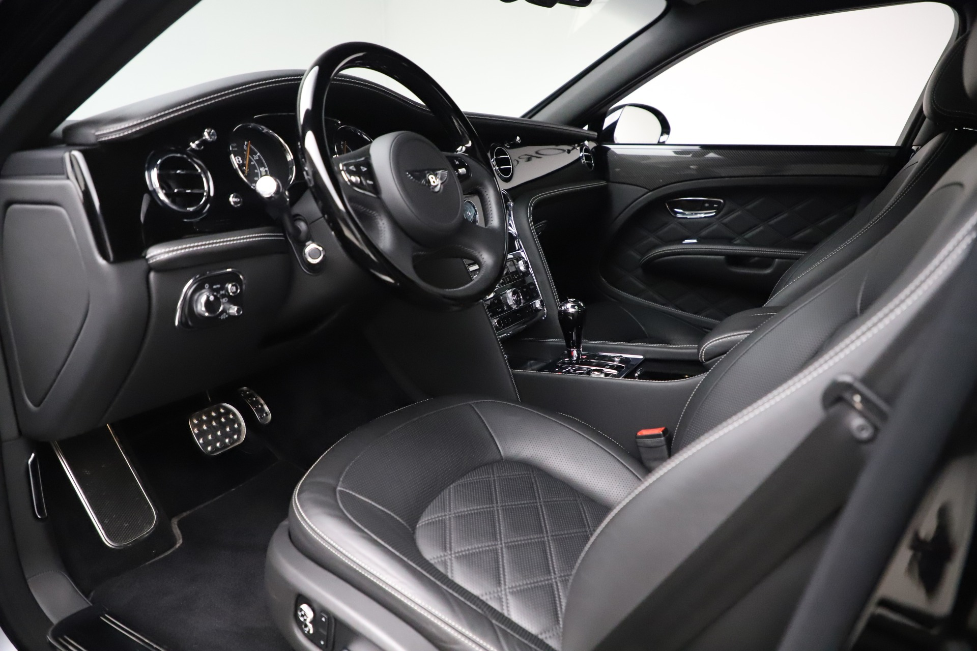 New 2016 Bentley Mulsanne Speed