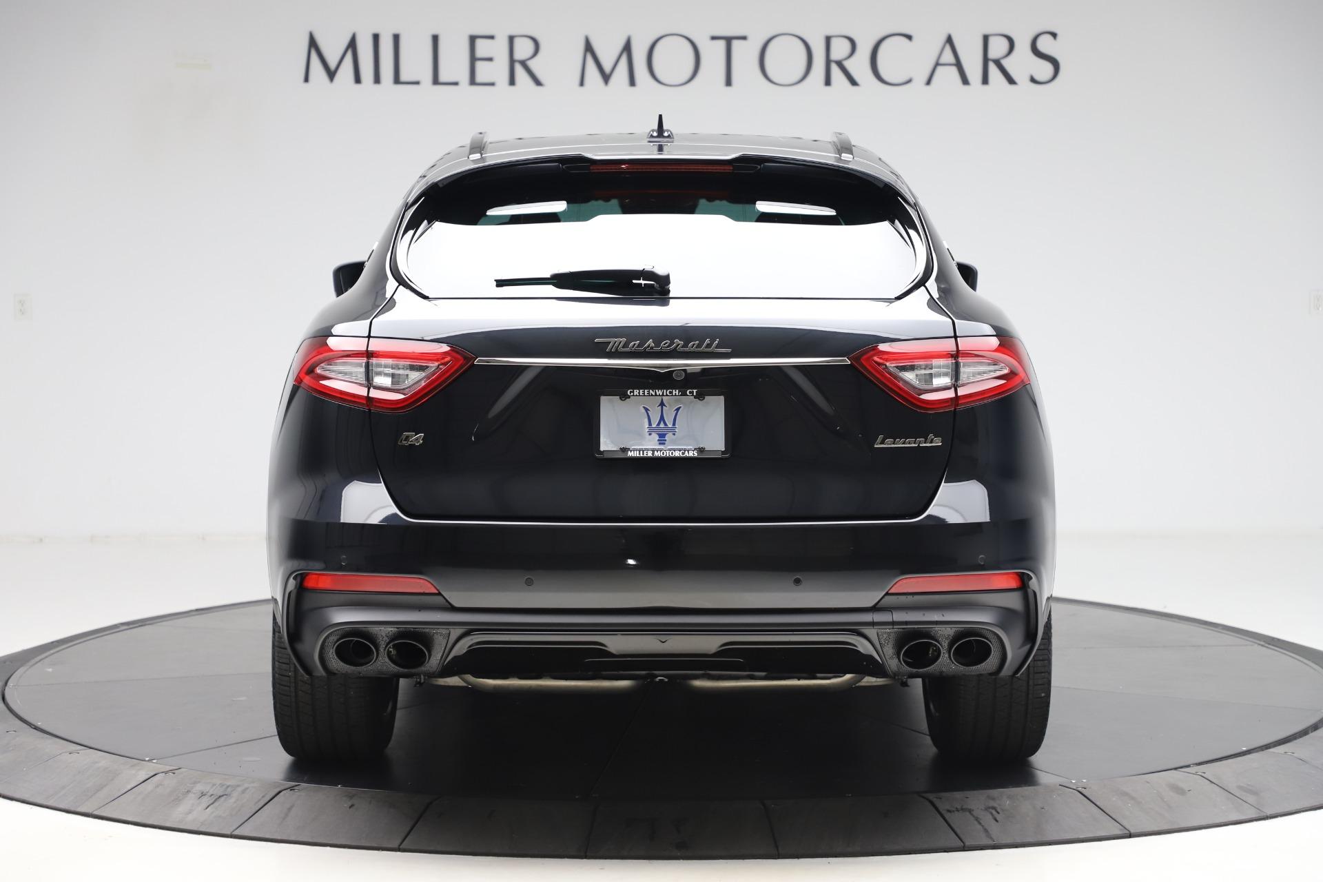 New 2020 Maserati Levante Q4 GranSport