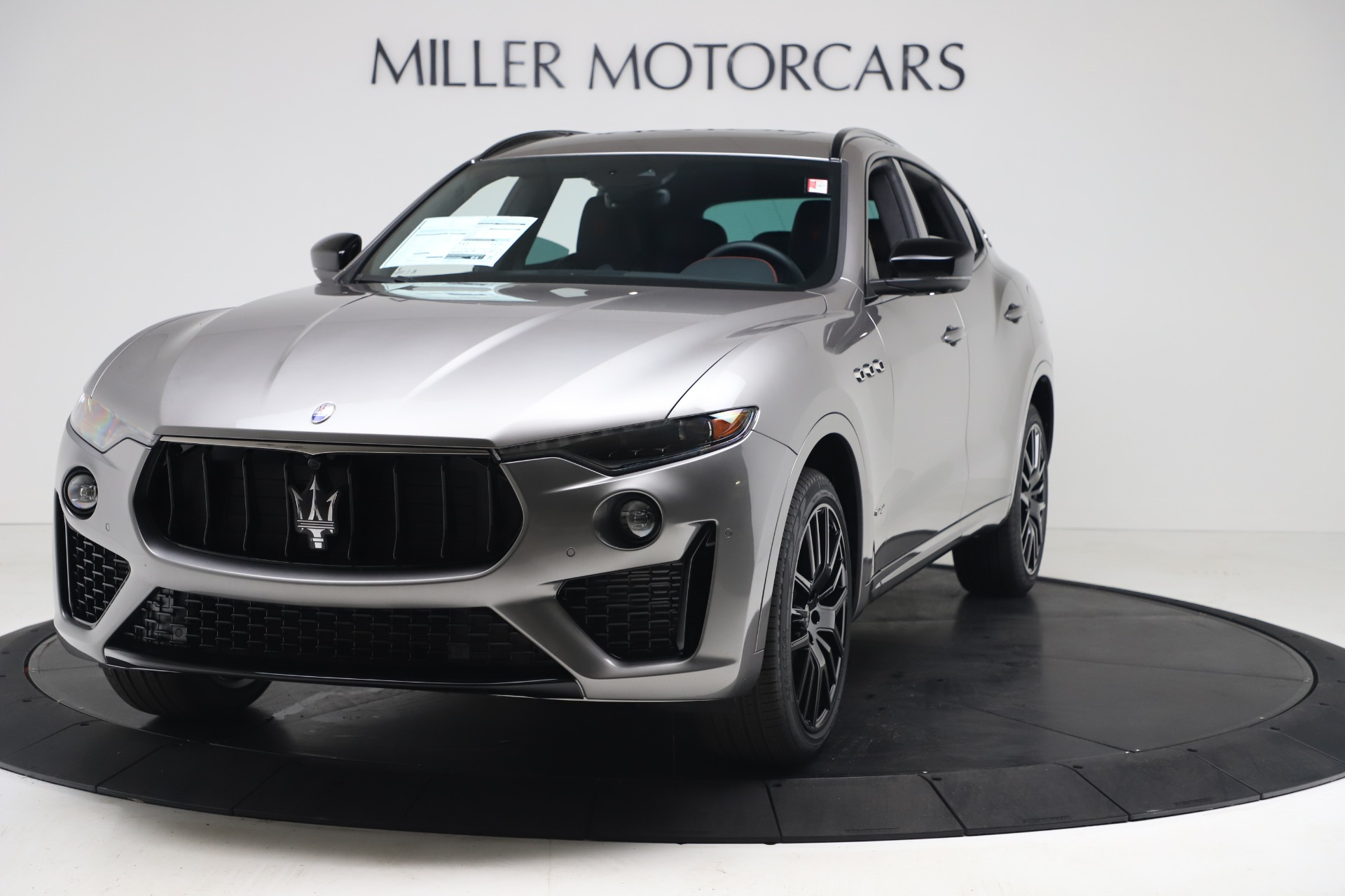 New 2020 Maserati Levante Q4 GranSport