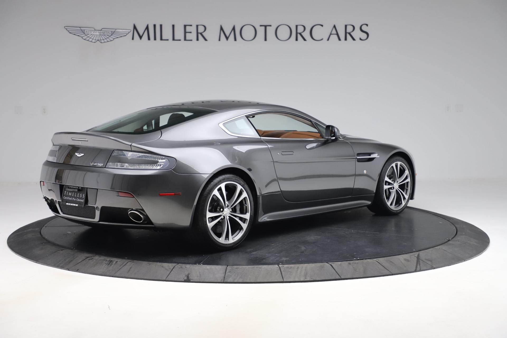 Used 2012 Aston Martin V12 Vantage Coupe