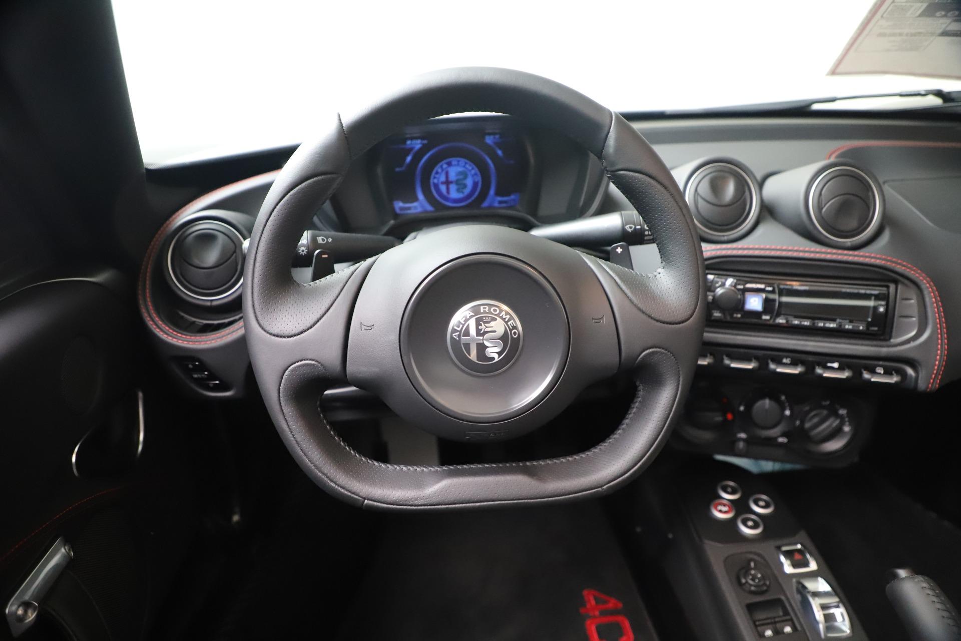 New 2020 Alfa Romeo 4C Spider