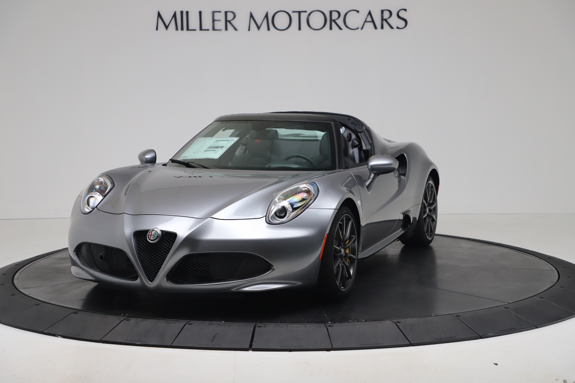 New 2020 Alfa Romeo 4C Spider | Greenwich, CT