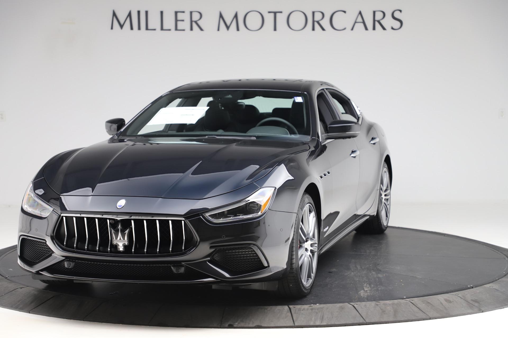 New 2020 Maserati Ghibli S Q4 GranSport   Greenwich, CT