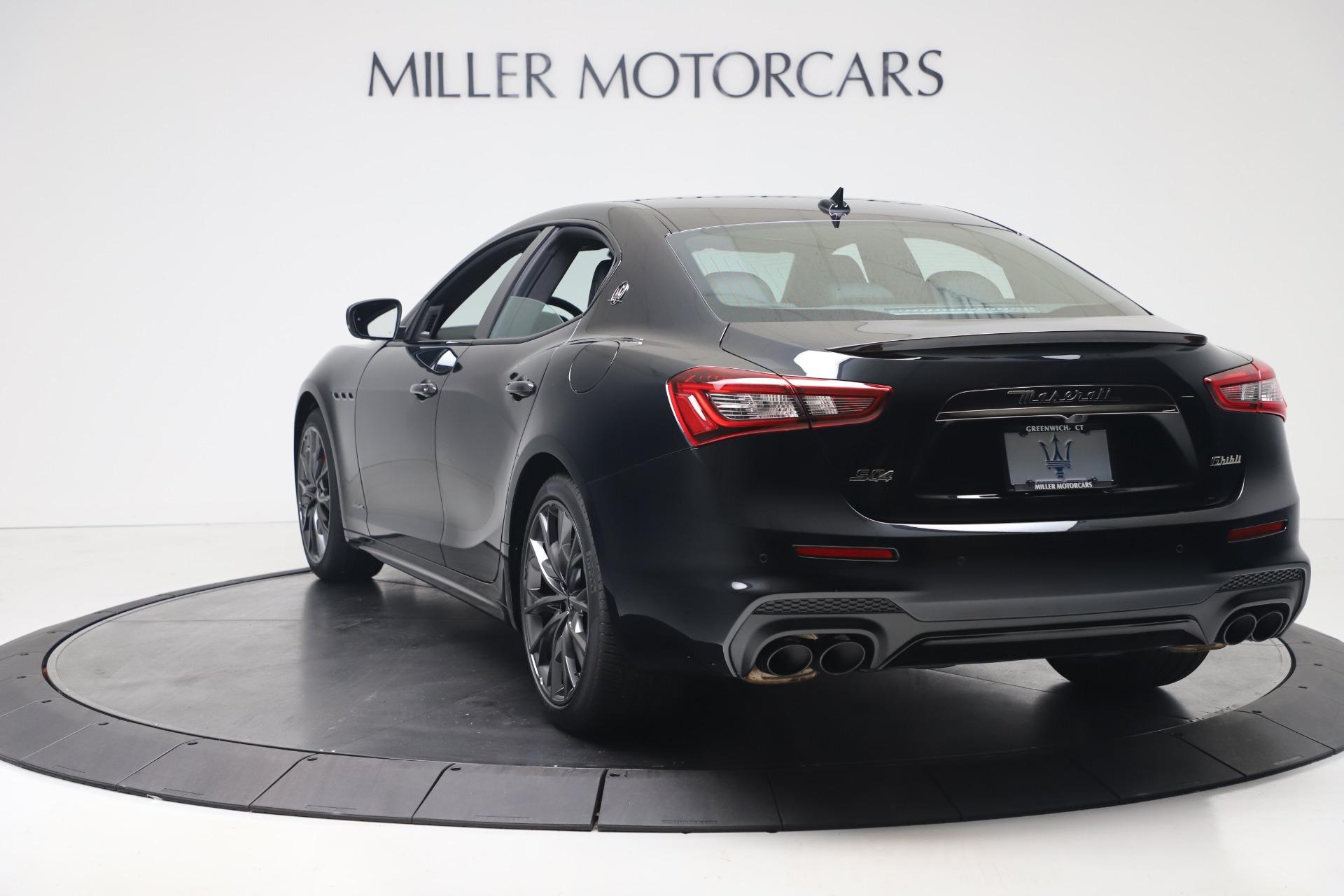 New 2020 Maserati Ghibli S Q4 GranSport