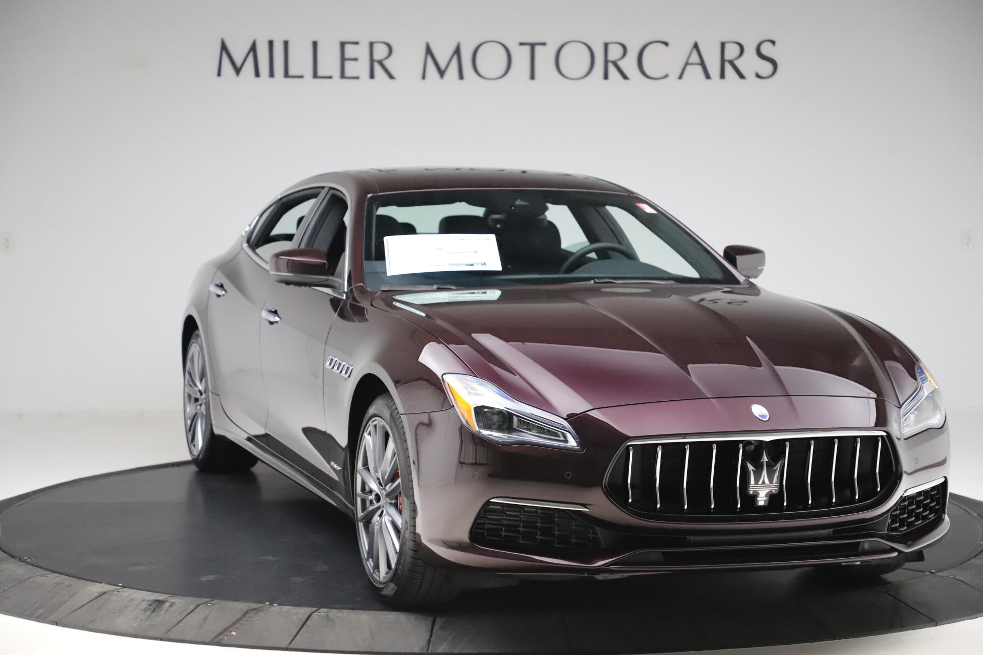 New 2020 Maserati Quattroporte S Q4 GranLusso For Sale $119,235   Ferrari of Greenwich Stock #M2402