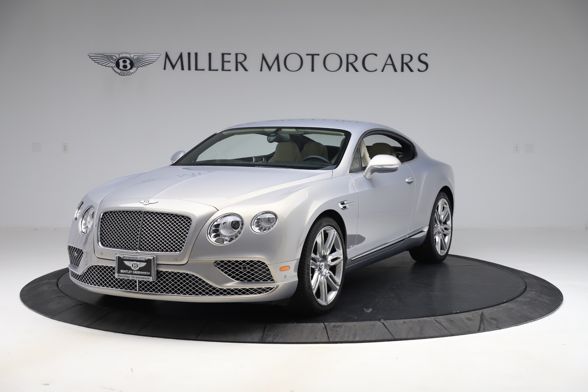New 2016 Bentley Continental GT W12 | Greenwich, CT