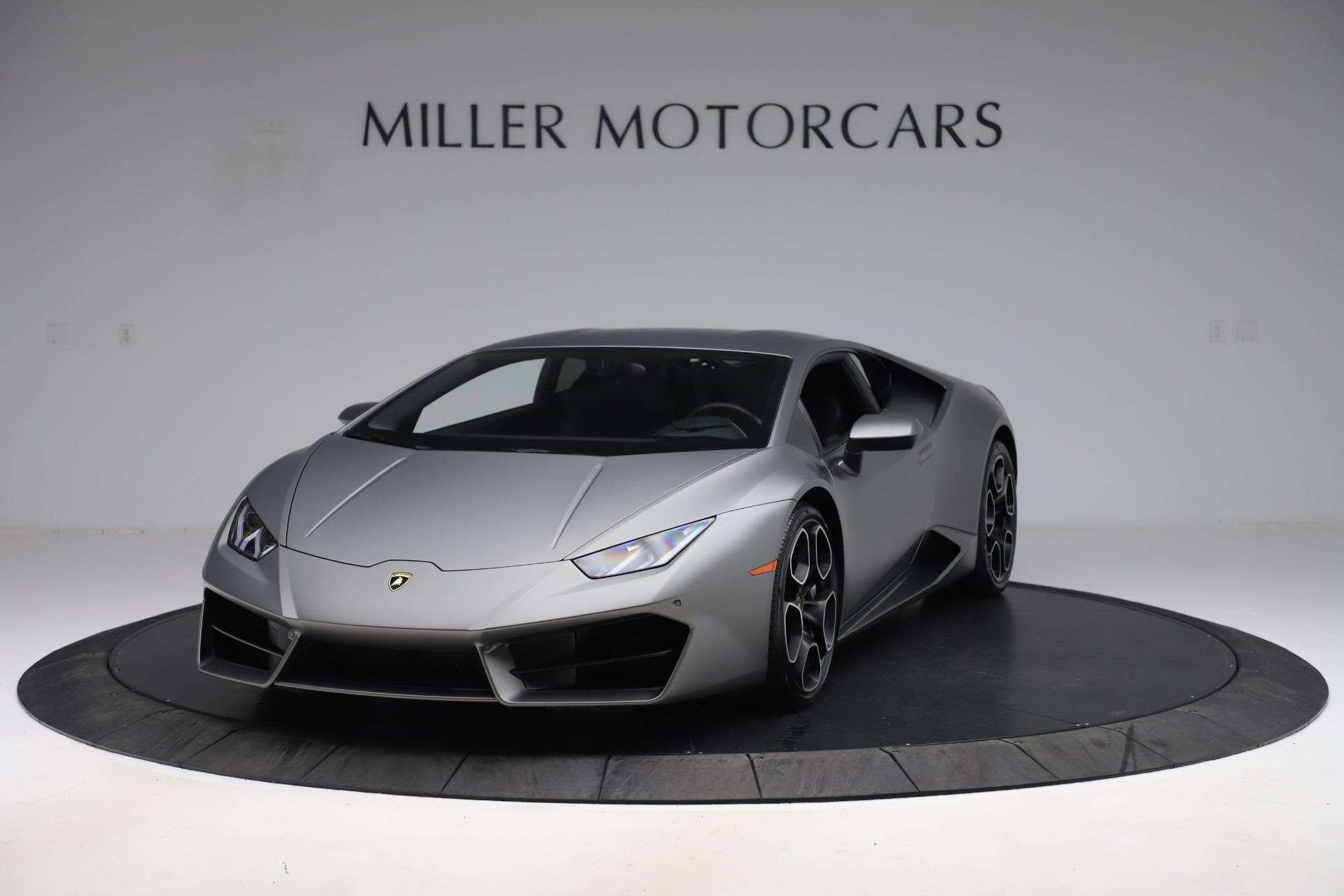 Used 2017 Lamborghini Huracan LP 580-2 | Greenwich, CT