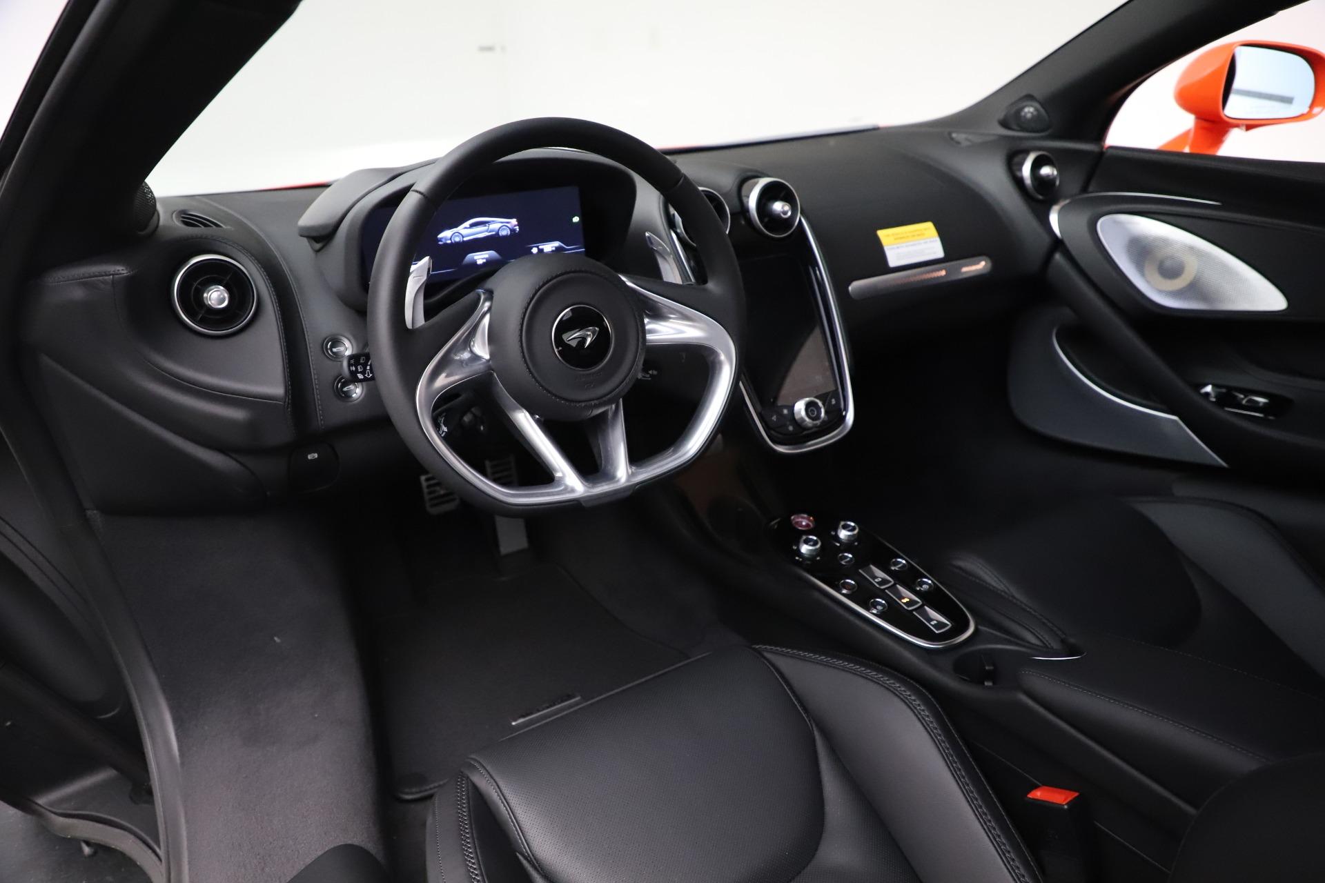 New 2020 McLaren GT Luxe