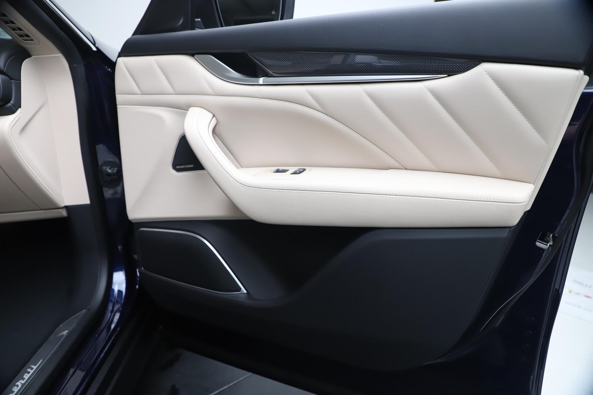 New 2020 Maserati Levante S Q4 GranLusso