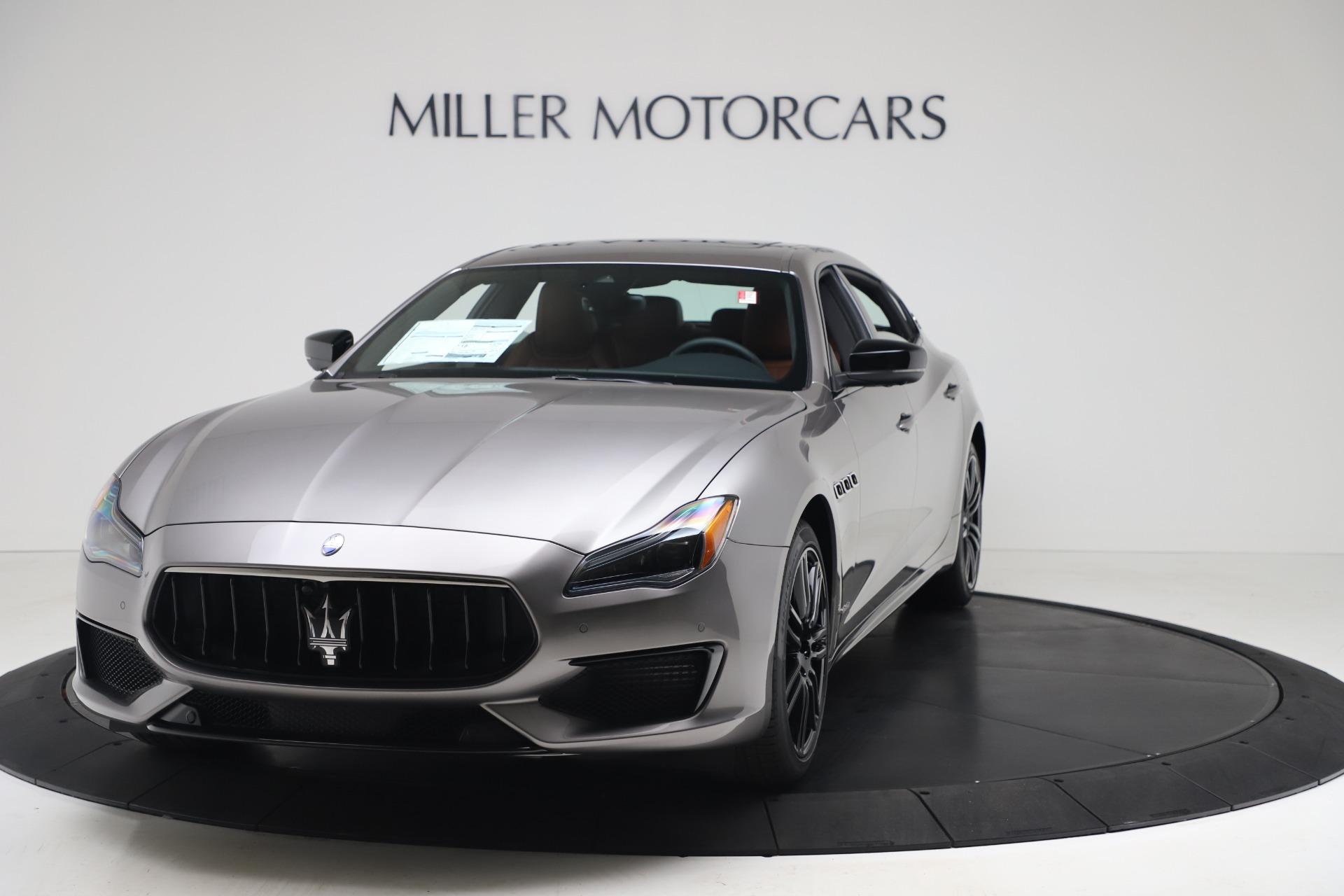 New 2020 Maserati Quattroporte S Q4 GranSport   Greenwich, CT